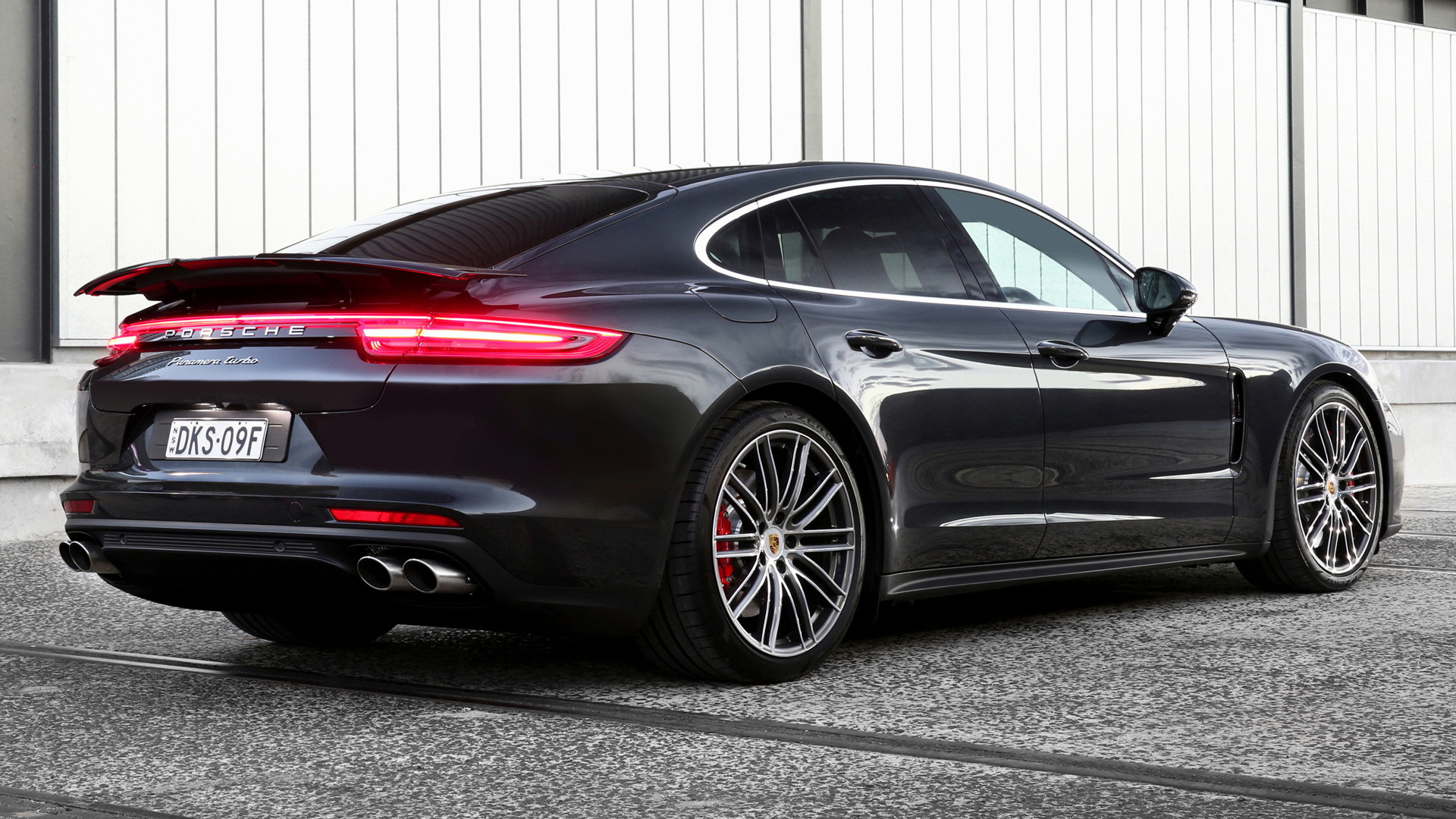 2017 Porsche Panamera Turbo (AU) - Wallpapers and HD ...