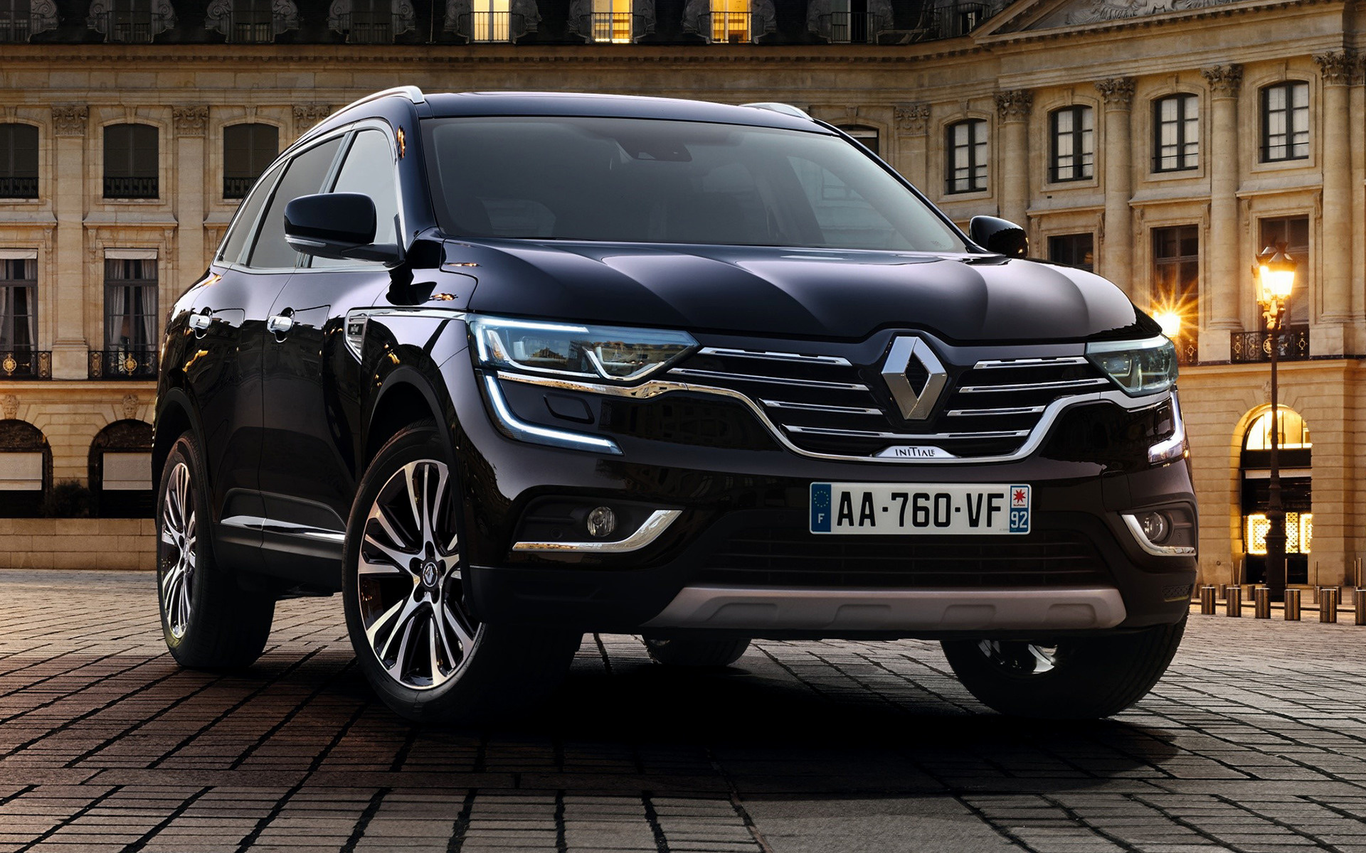 2016 Renault Koleos Initiale Paris Wallpapers And Hd