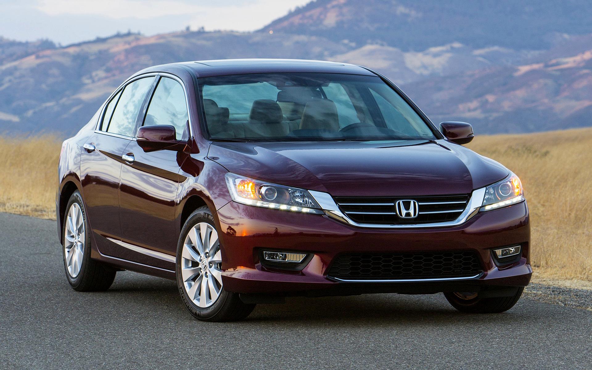 Honda Accord Ex L V6 Sedan 2012 Wallpapers And Hd Images