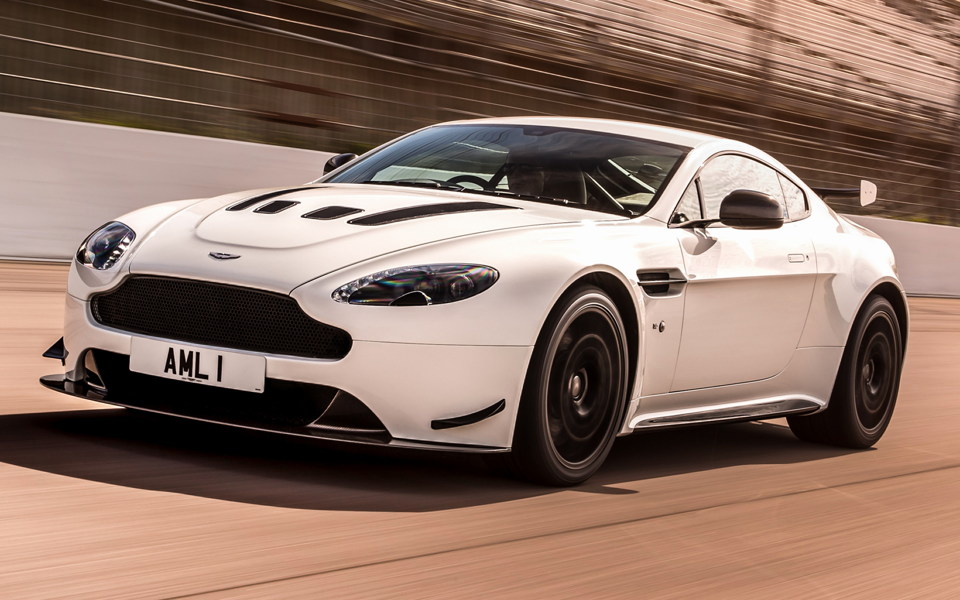 2017 Dodge Ram >> 2017 Aston Martin V12 Vantage S AMR Aero Kit (UK) - Wallpapers and HD Images | Car Pixel