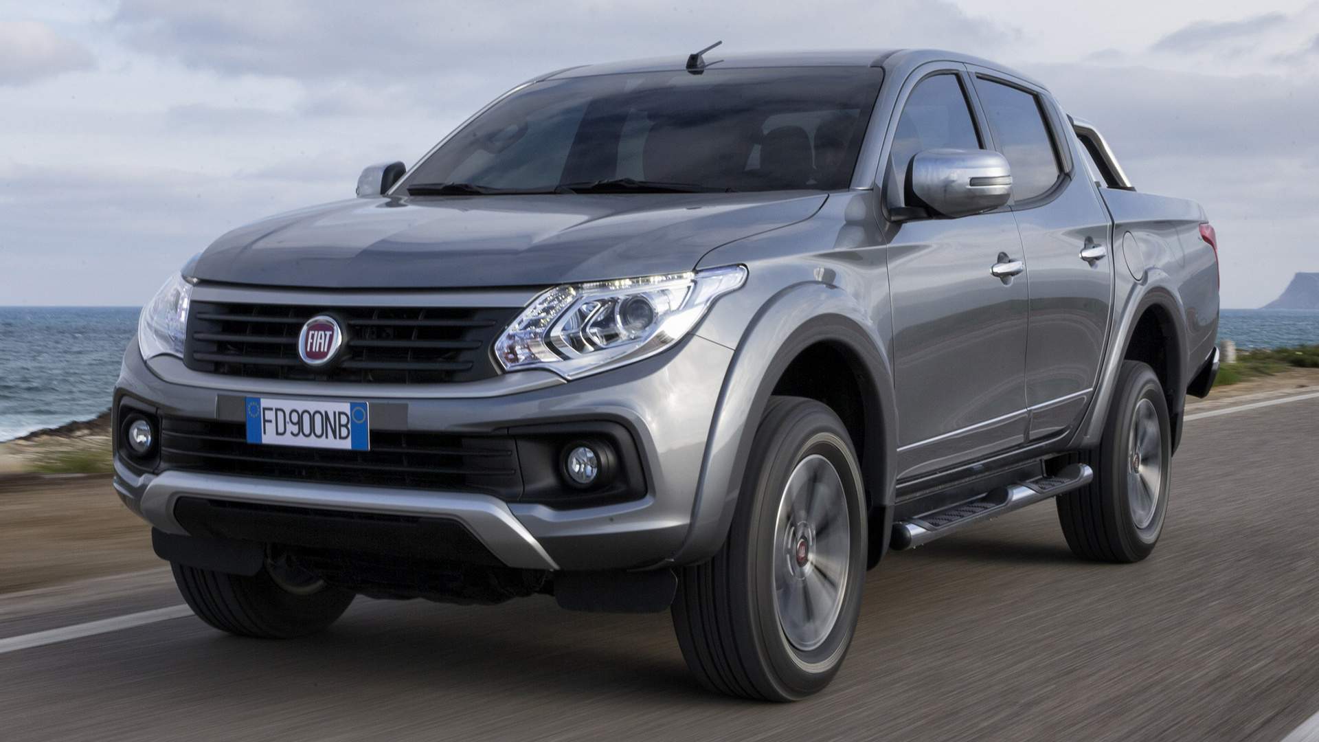 2016 fiat fullback double cab wallpapers and hd images. Black Bedroom Furniture Sets. Home Design Ideas
