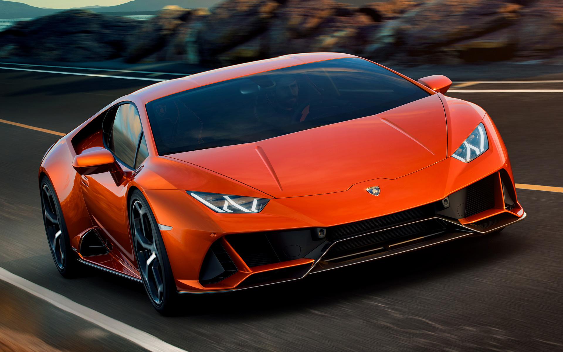 2019 Lamborghini Huracan Evo Fondos De Pantalla E Imágenes