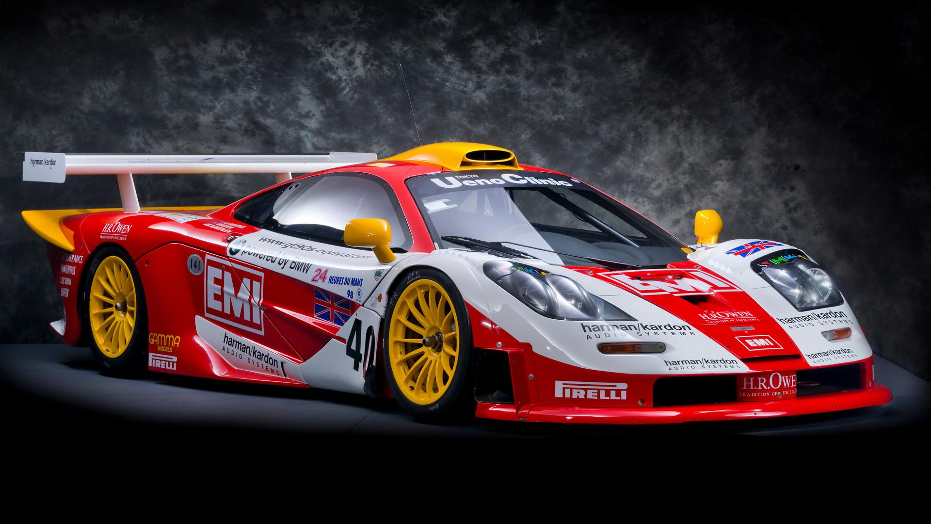 Wallpaper Mclaren F1 Gtr Longtail Hd Automotive Cars