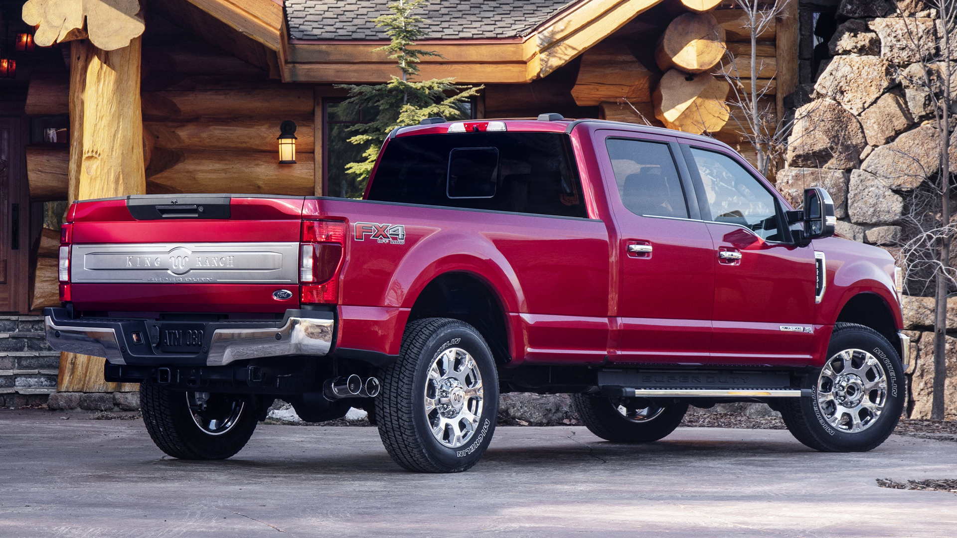 2020 Ford F-250 Super Duty King Ranch Crew Cab FX4 Package [Long] - Wallpapers and HD Images ...