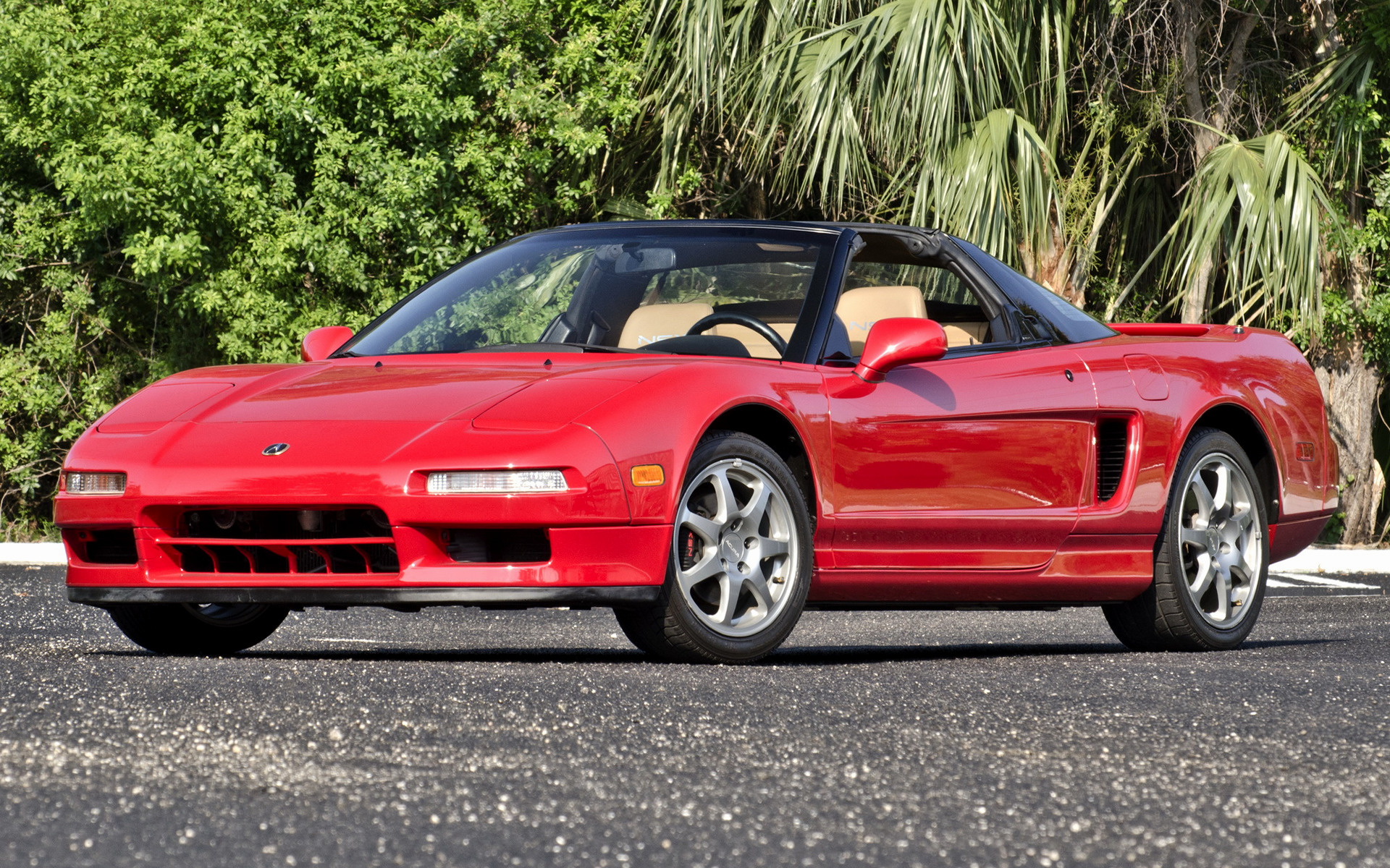 1995 acura nsx-t - wallpapers and hd images   car pixel
