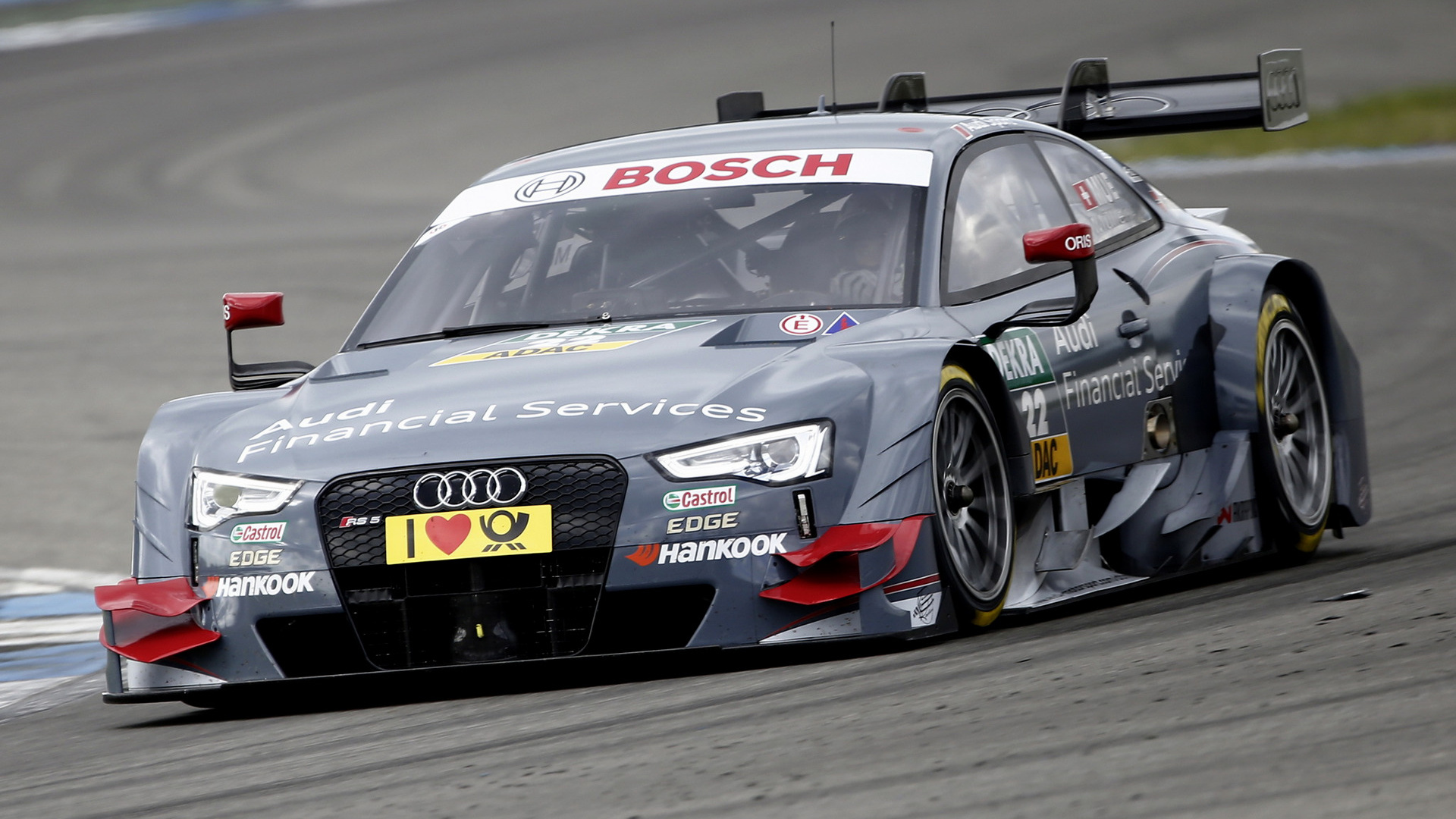 Audi Rs 5 Dtm 2014 Wallpapers And Hd Images Car Pixel