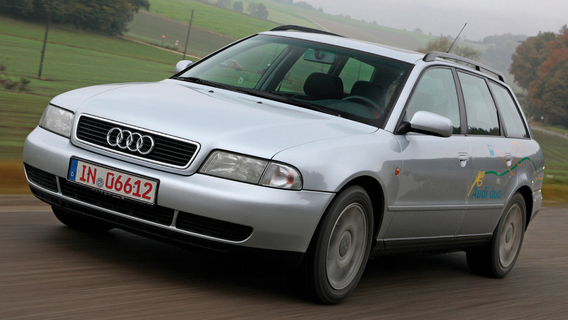 Kelebihan Audi A4 1997 Review
