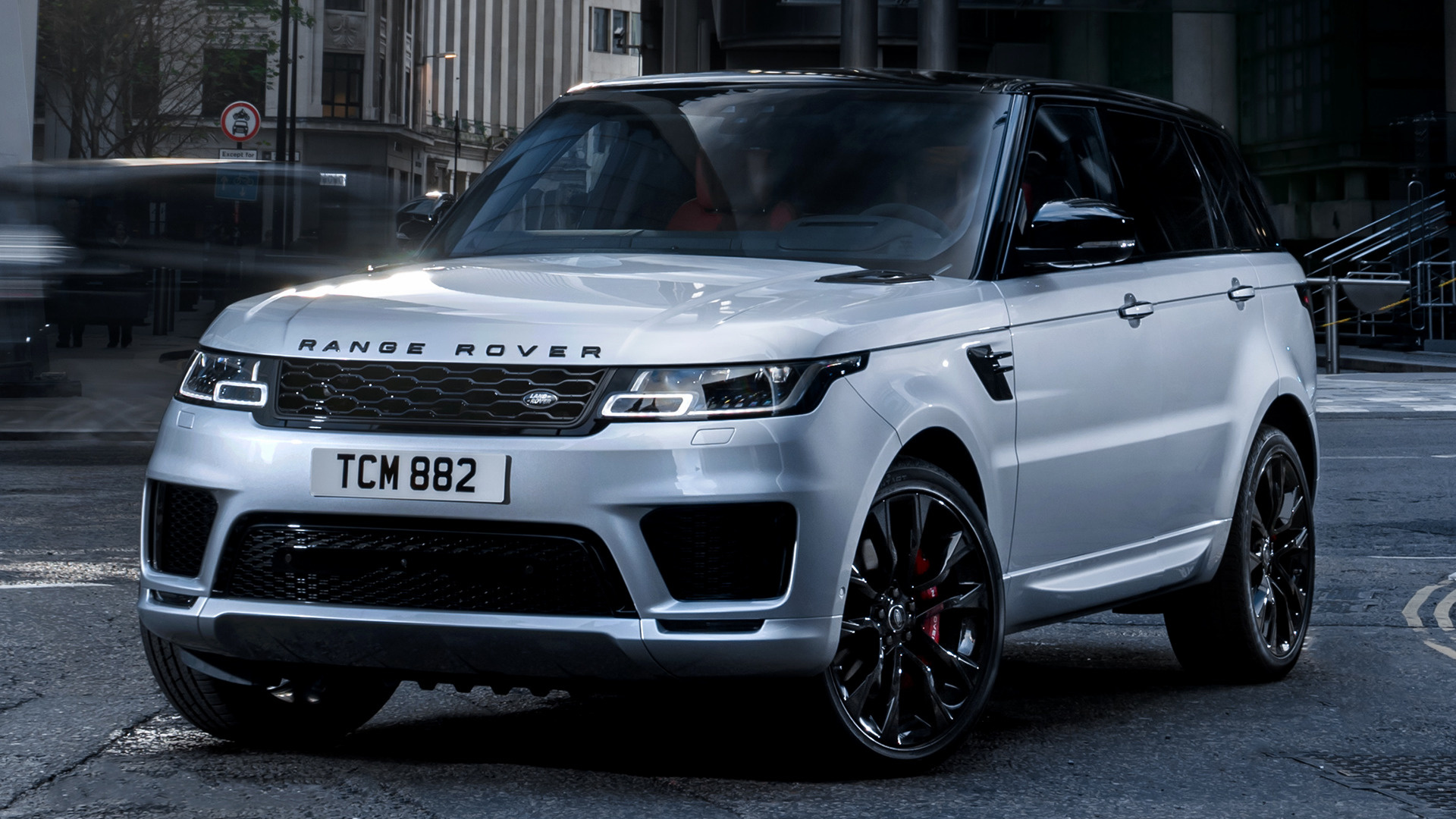 Land Rover Sport >> 2019 Range Rover Sport HST - Wallpapers and HD Images ...