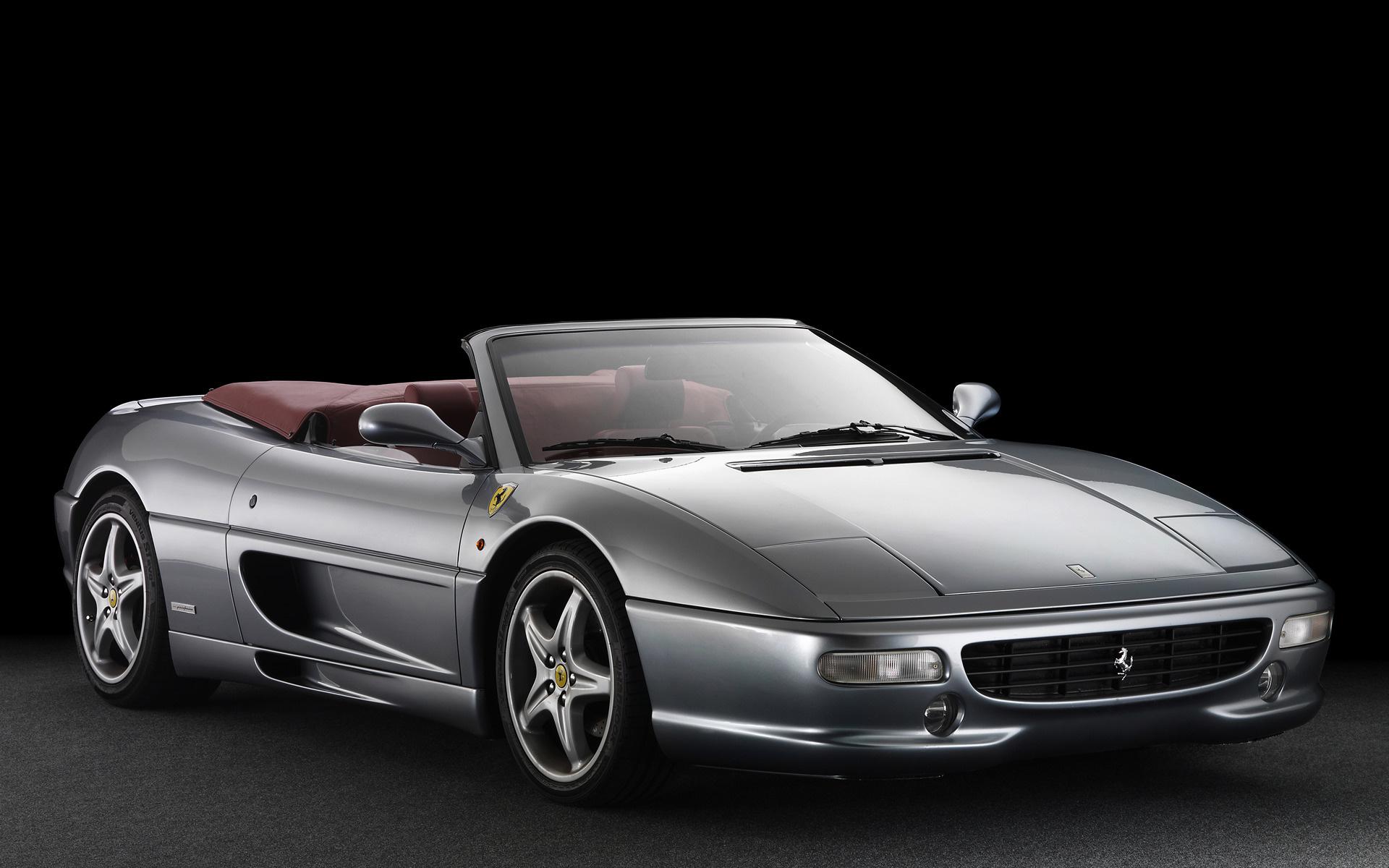 1999 Ferrari F355 Spider Serie Fiorano Hintergrundbilder Und Wallpaper In Hd Car Pixel
