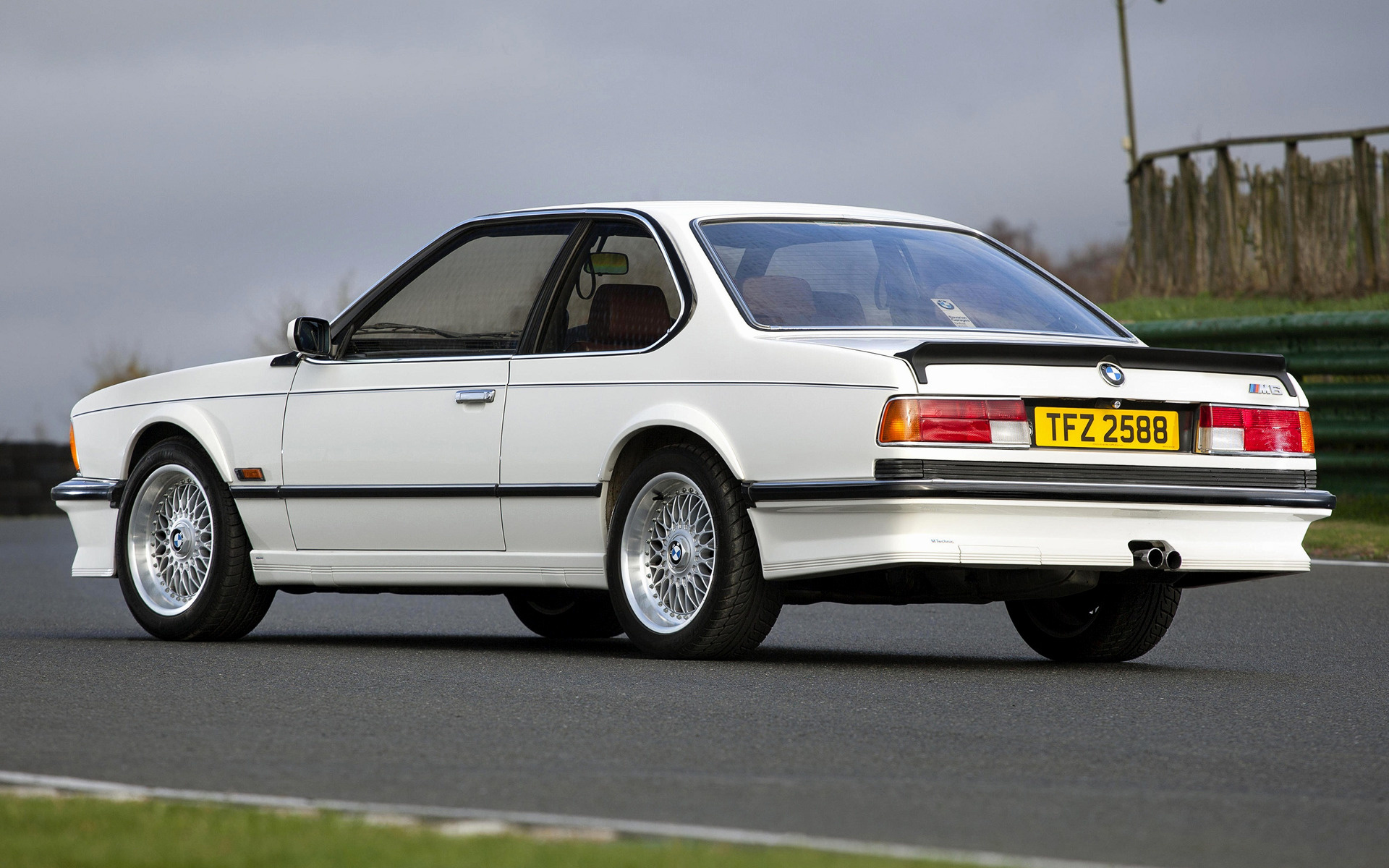 1984 Bmw M635 Csi Coupe Uk Wallpapers And Hd Images