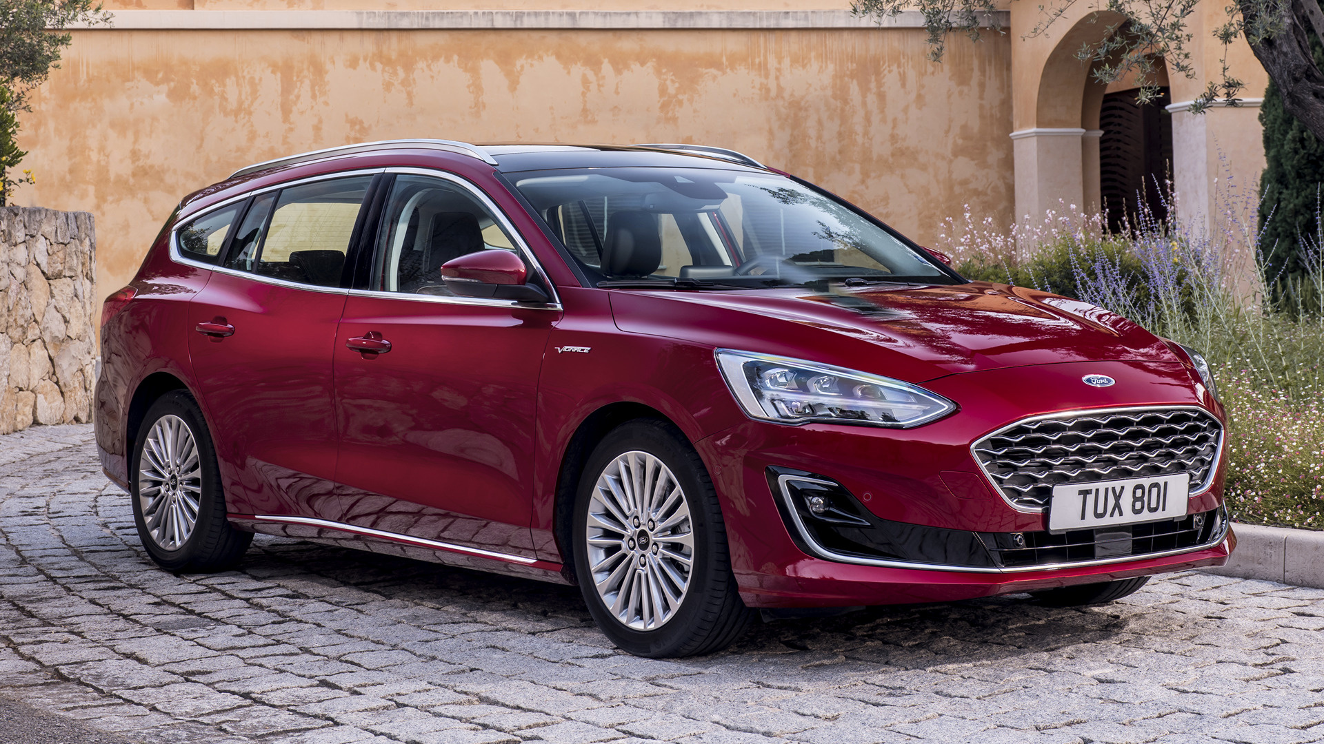 ford focus vignale turnier wallpapers  hd images car pixel