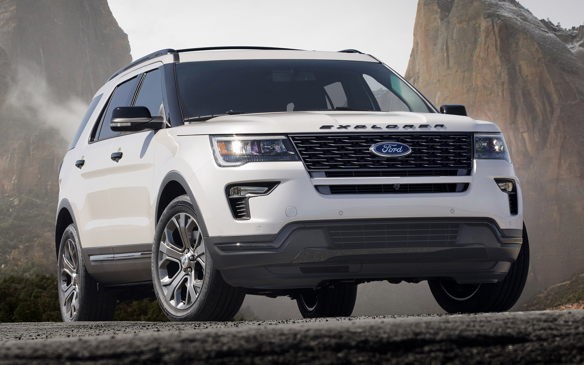Ford Explorer Sport 2018 Wallpapers And Hd Images Car Pixel
