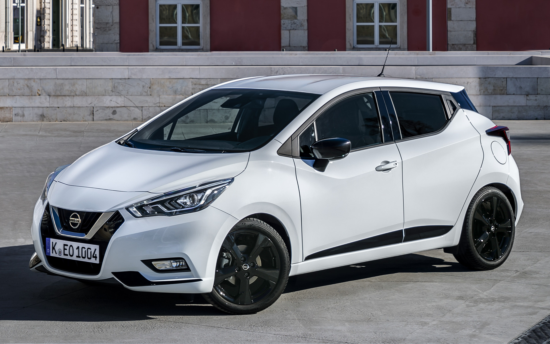 2019 Nissan Micra N-Sport - Wallpapers and HD Images | Car ...