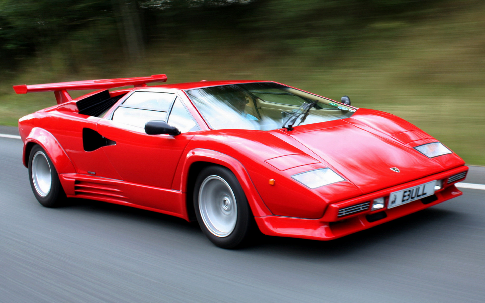 countach lamborghini specifications technical sport car and