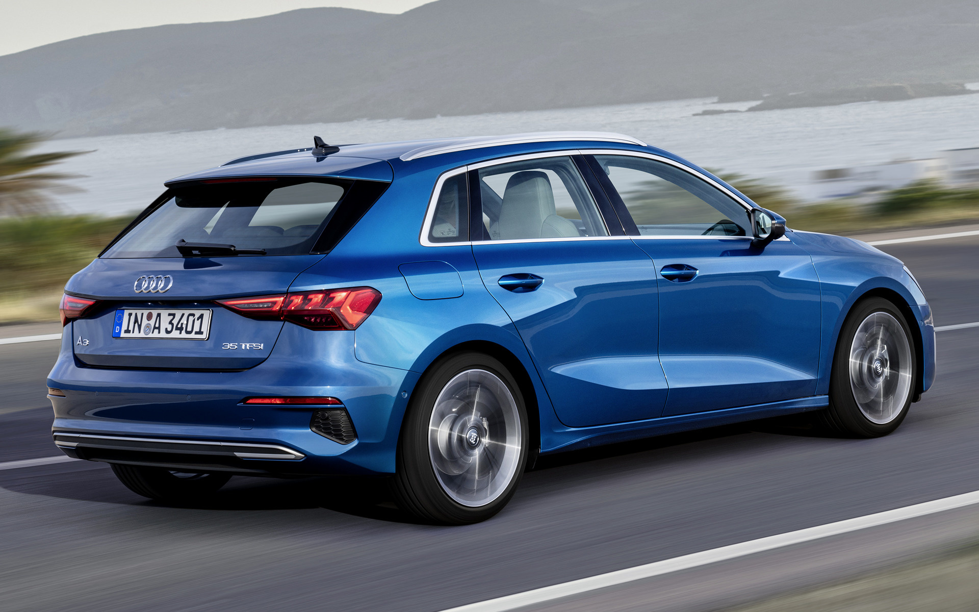 2020 Audi A3 Sportback - Wallpapers and HD Images   Car Pixel