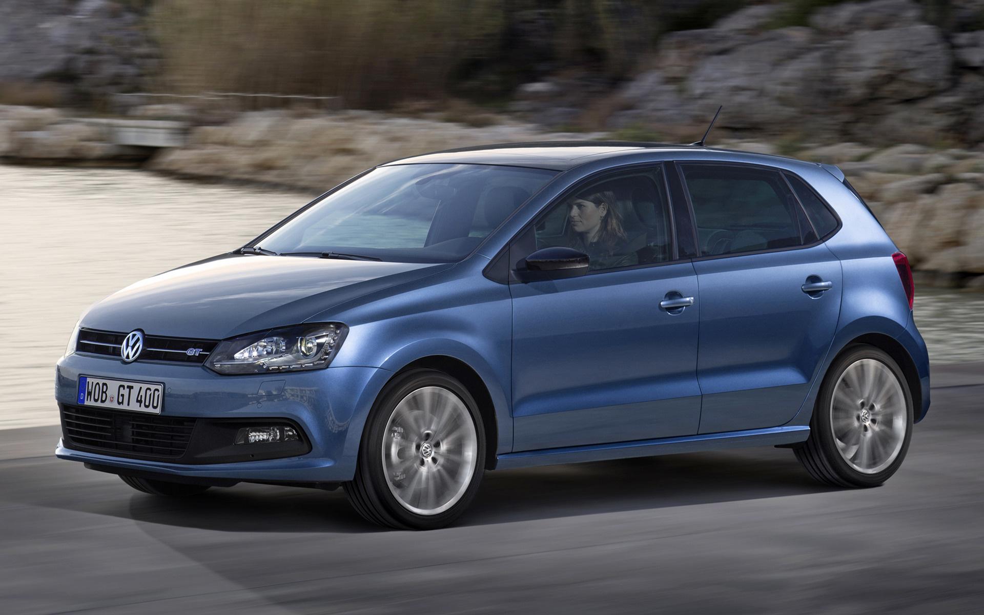 Volkswagen Polo Bluegt 5 Door 2014 Wallpapers And Hd