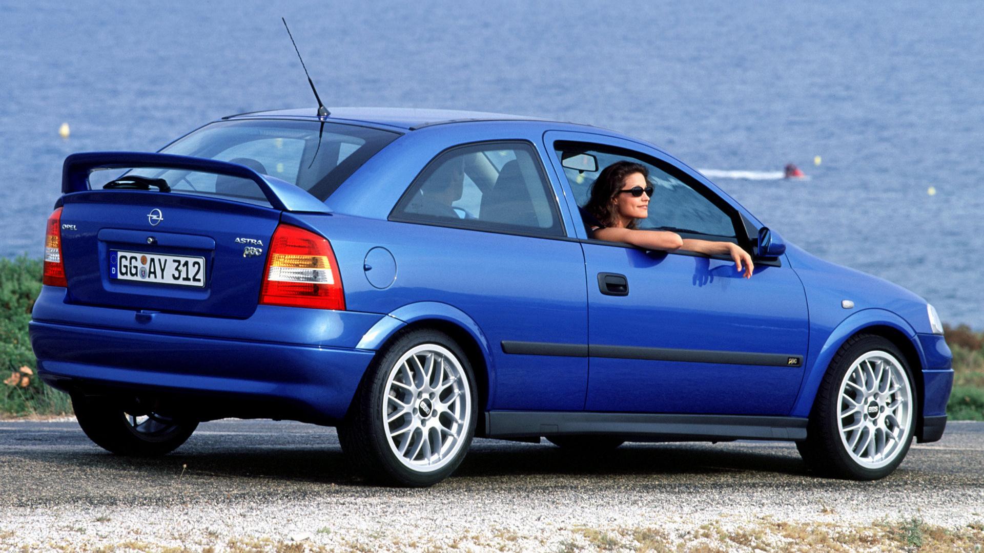 1999 Opel Astra Opc 3 Door Wallpapers And Hd Images Car Pixel