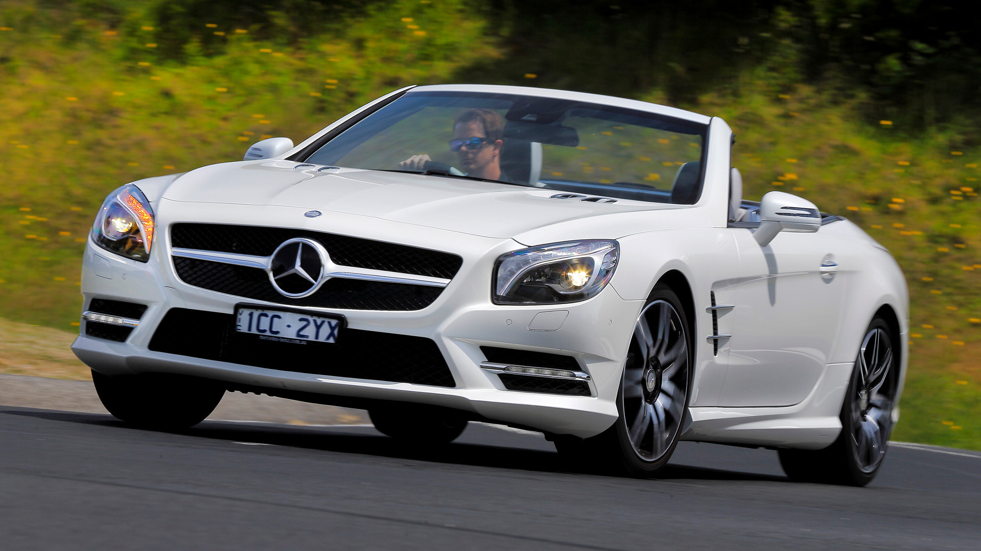 2012 mercedes benz sl class amg styling au wallpapers. Black Bedroom Furniture Sets. Home Design Ideas