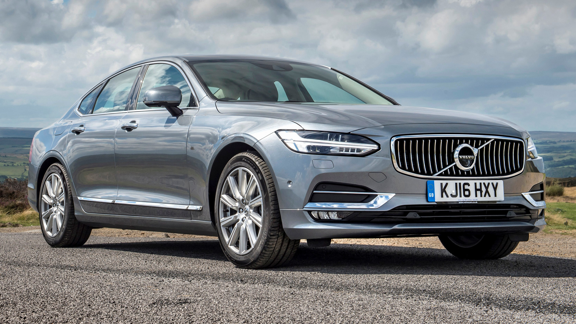 Volvo S90 Inscription 2016 Uk Wallpapers And Hd Images