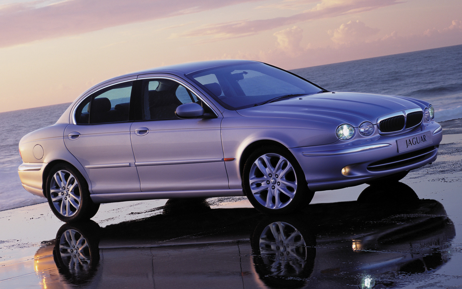 Jaguar X Type 2002 Uk Wallpapers And Hd Images Car Pixel