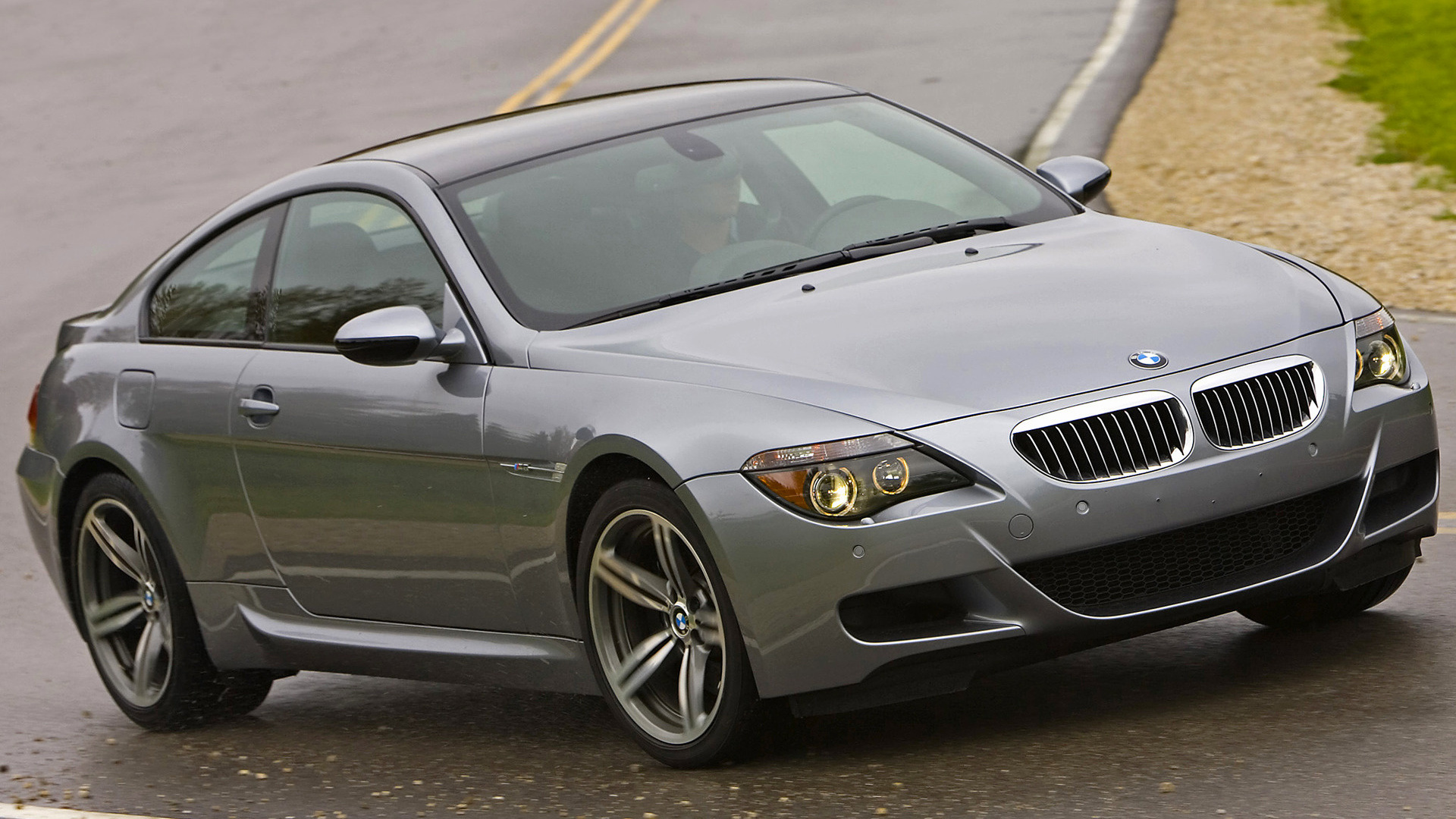 2006 Bmw M6 Coupe Us Papeis De Parede E Imagens De Fundo Em Hd Car Pixel