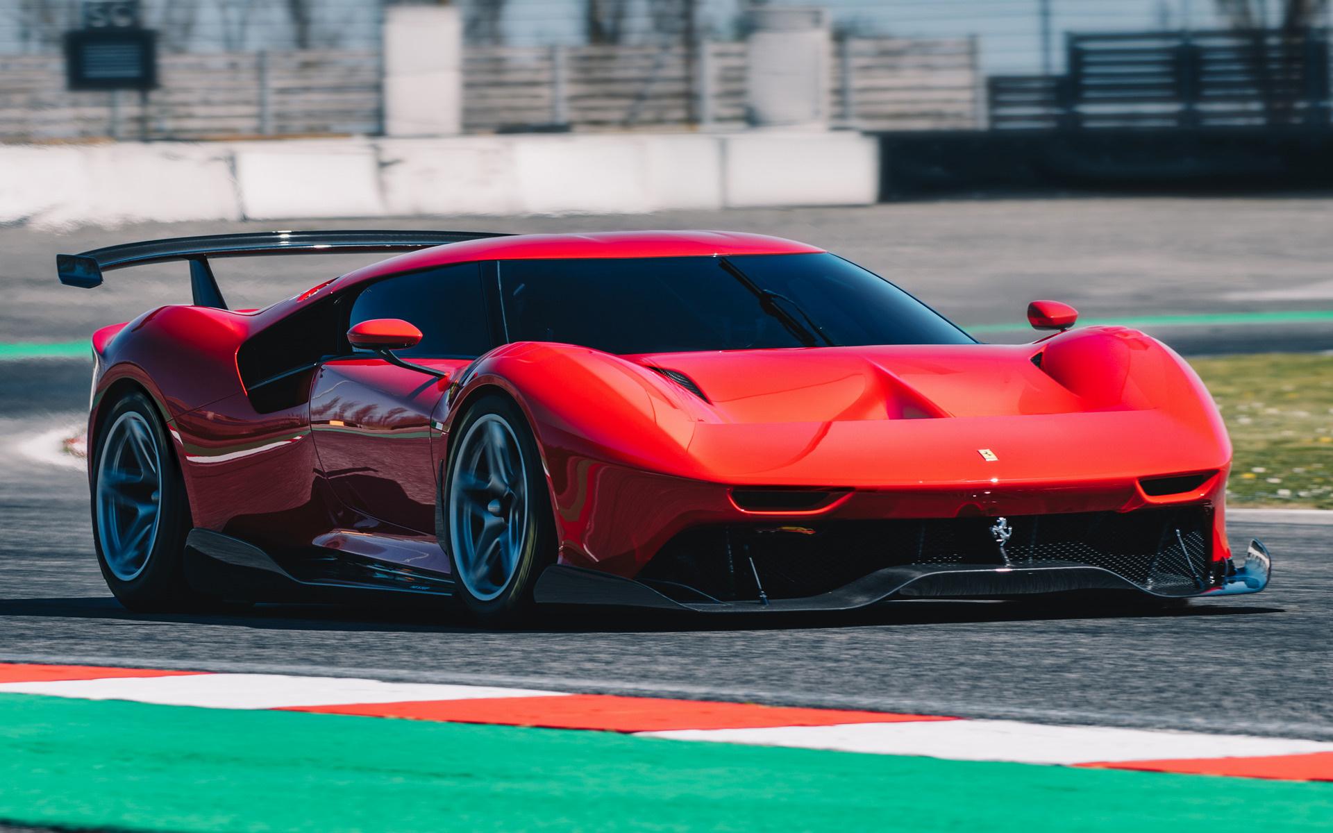 2016 Dodge Ram >> 2019 Ferrari P80/C - Wallpapers and HD Images | Car Pixel