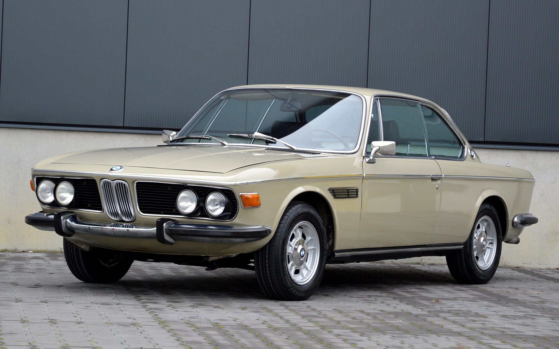 BMW 2800 CS (1968) Wallpapers and HD Images - Car Pixel