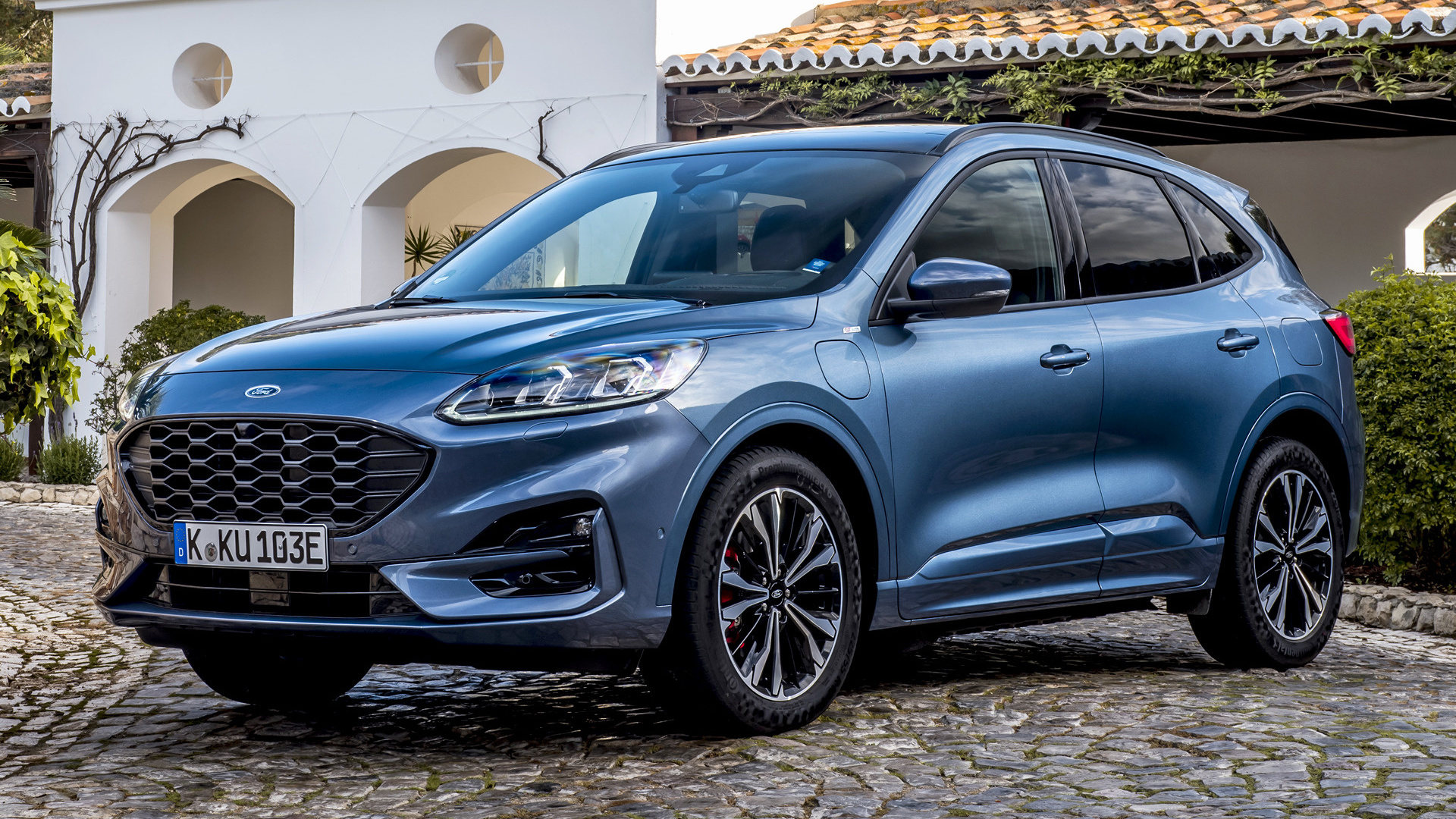 2020 Ford Kuga Plug-In Hybrid ST-Line - Fondos de Pantalla ...