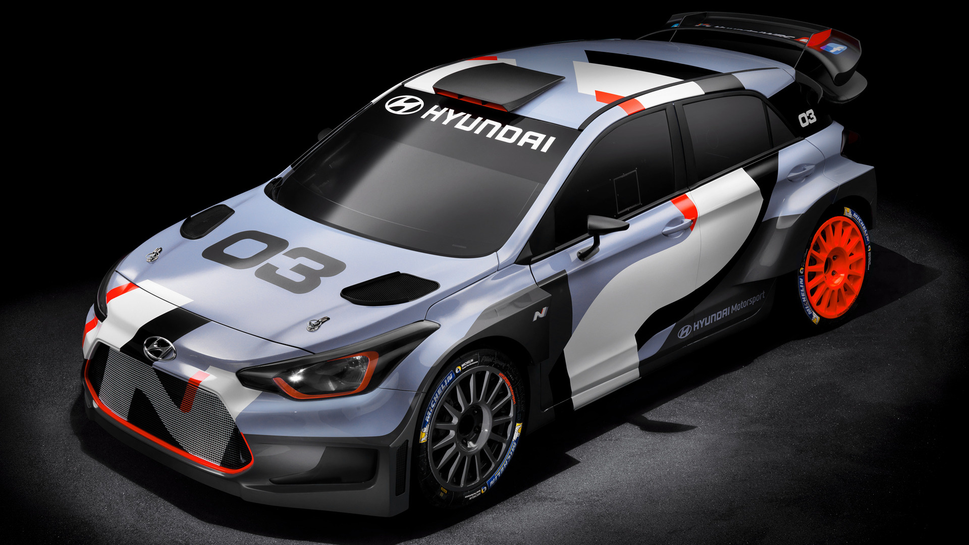 2015 Hyundai i20 WRC Concept - Wallpapers and HD Images ...
