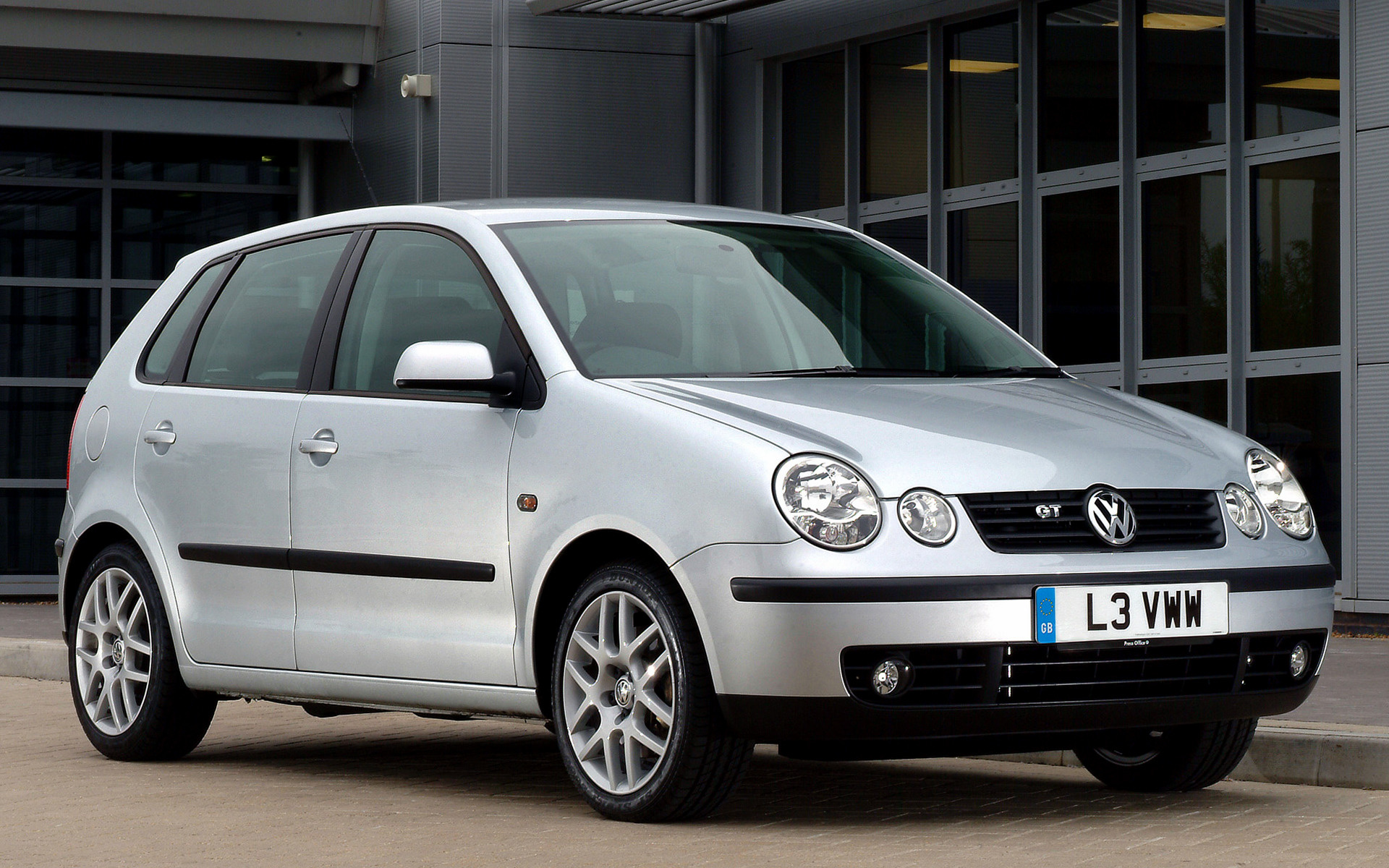 2004 Volkswagen Polo Gt 5 Door Uk Wallpapers And Hd