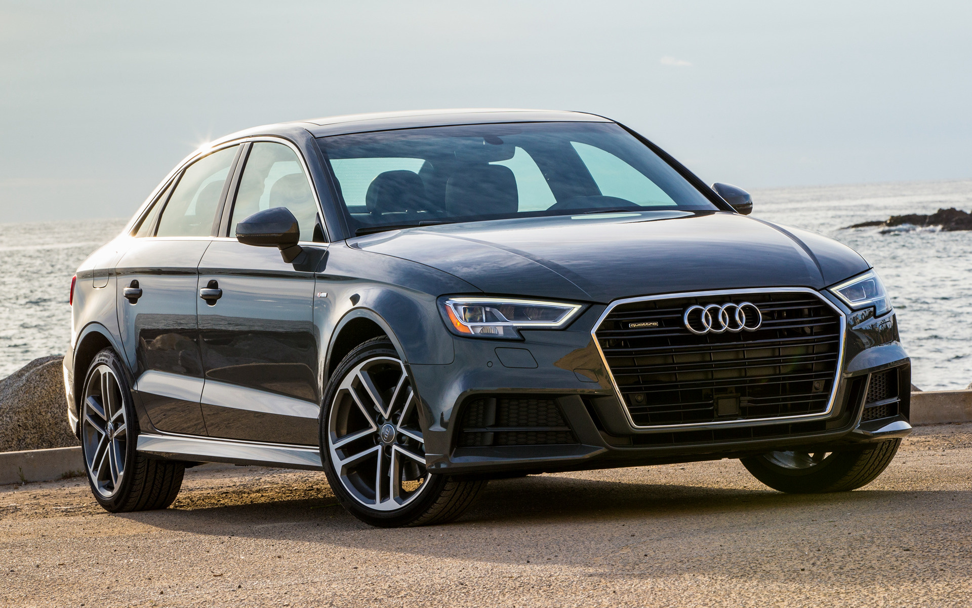 2017 Audi A3 Sedan S line (US) - Wallpapers and HD Images ...