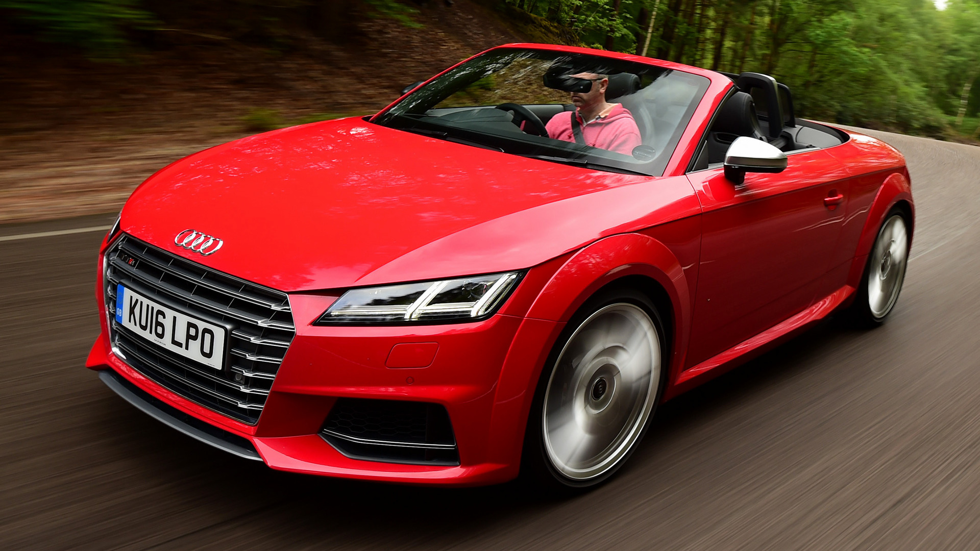 2015 Audi TTS Roadster (UK) - Wallpapers and HD Images ...