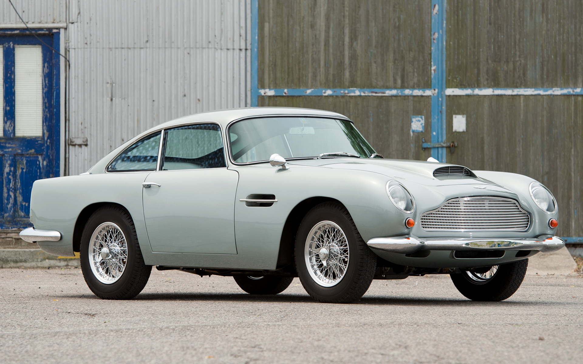 Volvo Sports Car >> 1959 Aston Martin DB4 GT - Wallpapers and HD Images | Car ...