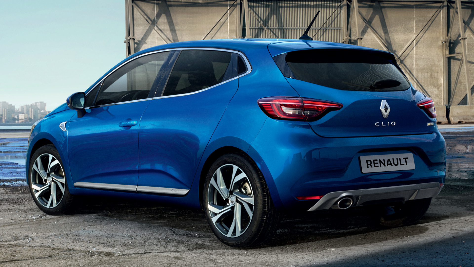 2019 renault clio rs line wallpapers and hd images car. Black Bedroom Furniture Sets. Home Design Ideas