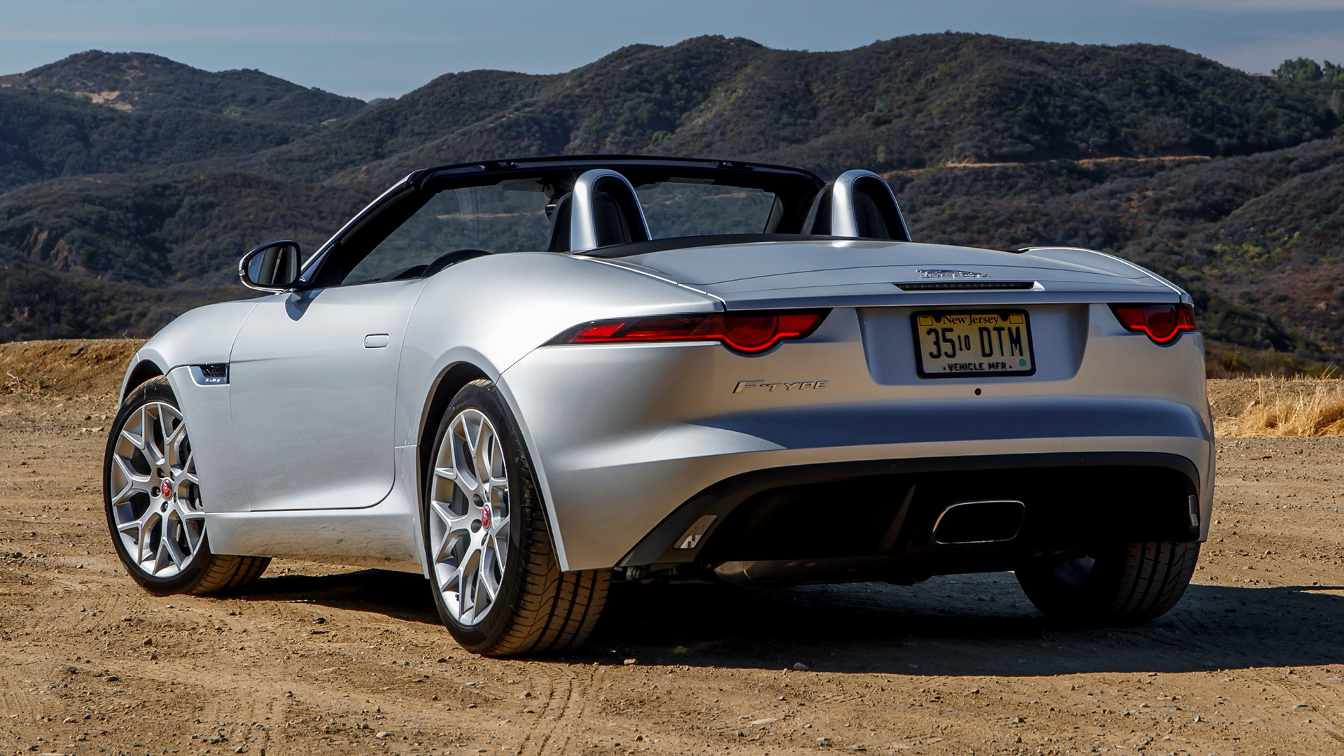 Jaguar F Type Convertible >> 2018 Jaguar F-Type Convertible (US) - Wallpapers and HD Images | Car Pixel