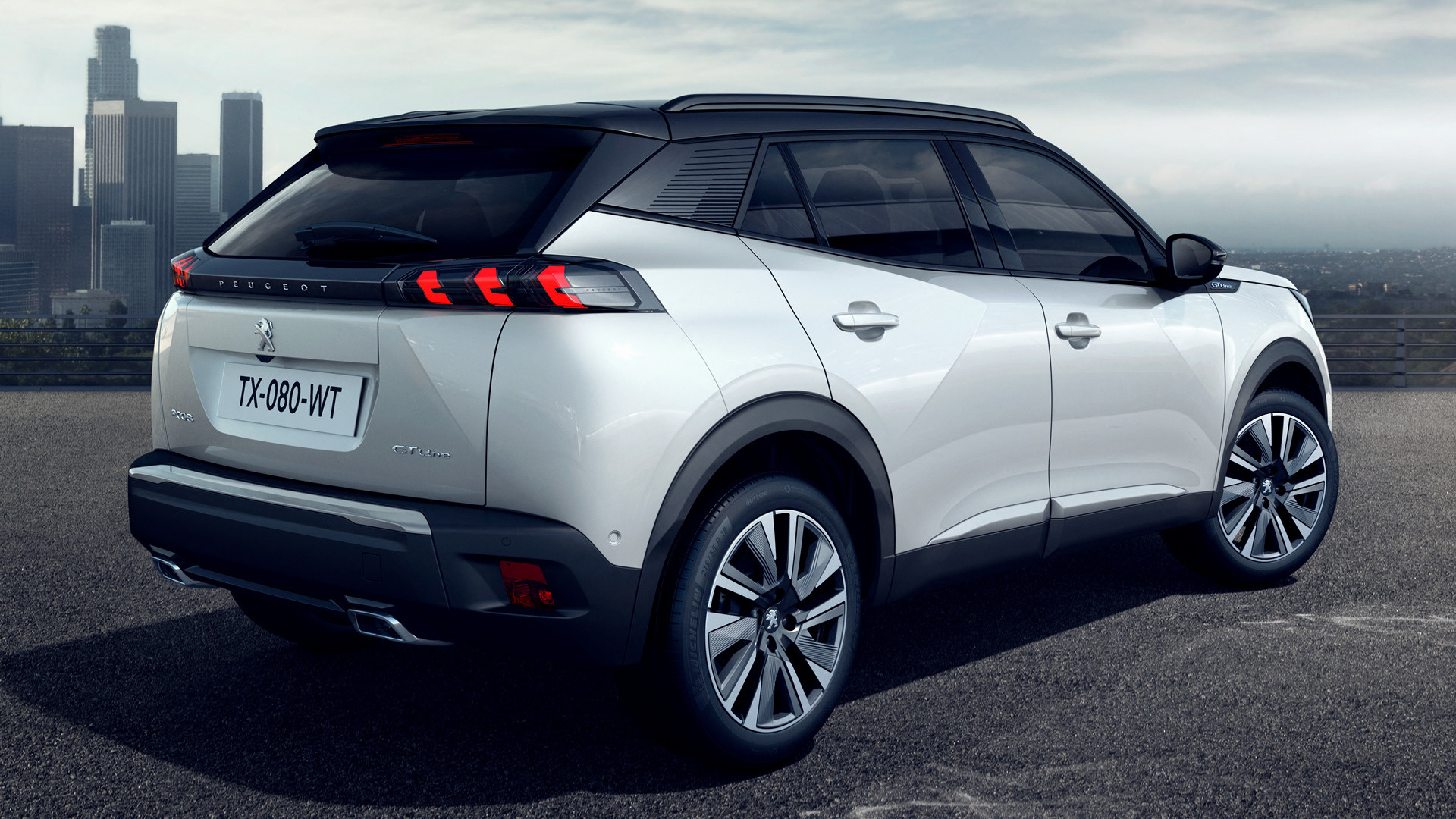 2019 Peugeot 2008 GT Line - Wallpapers and HD Images   Car ...
