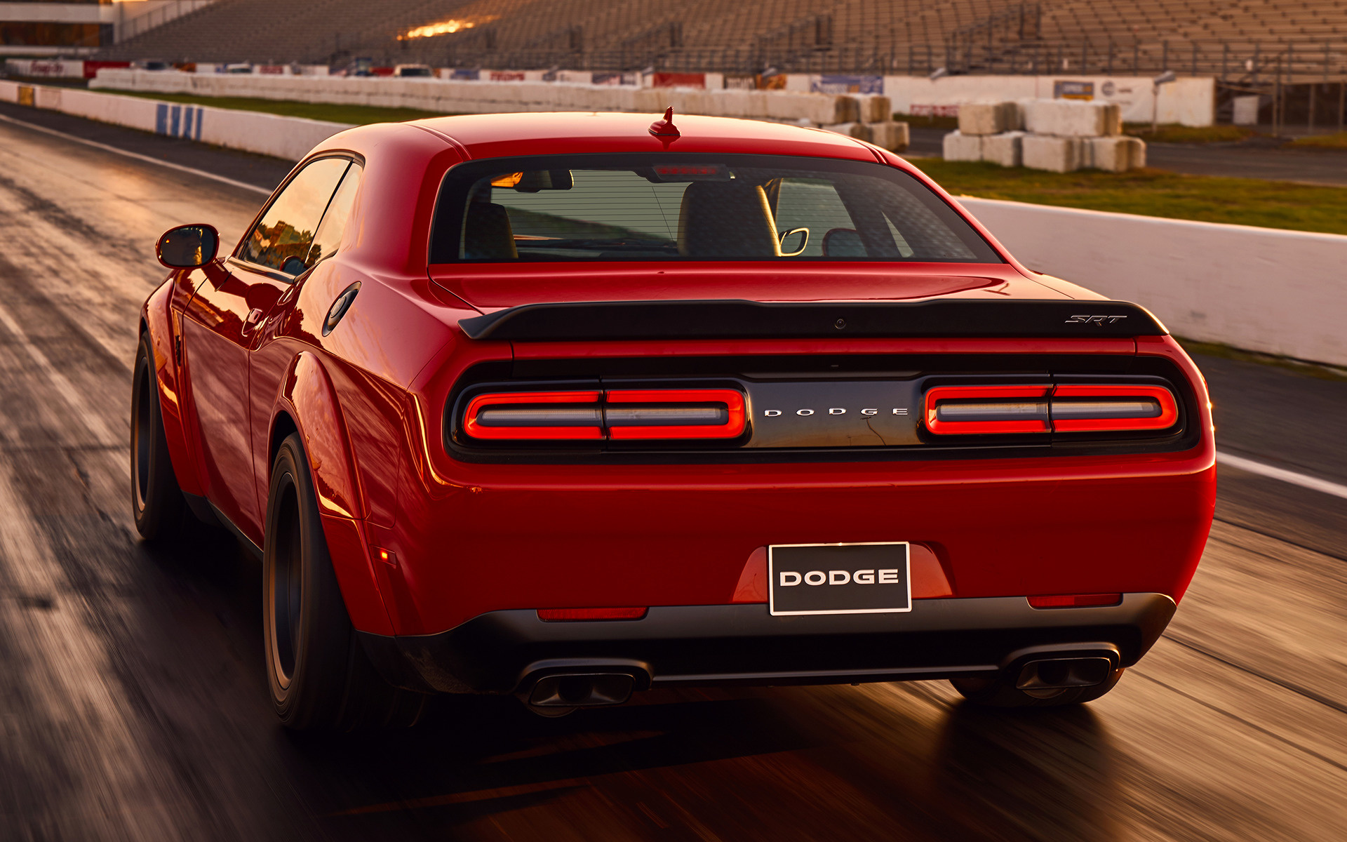 2017 Dodge Ram >> 2018 Dodge Challenger SRT Demon - Wallpapers and HD Images | Car Pixel