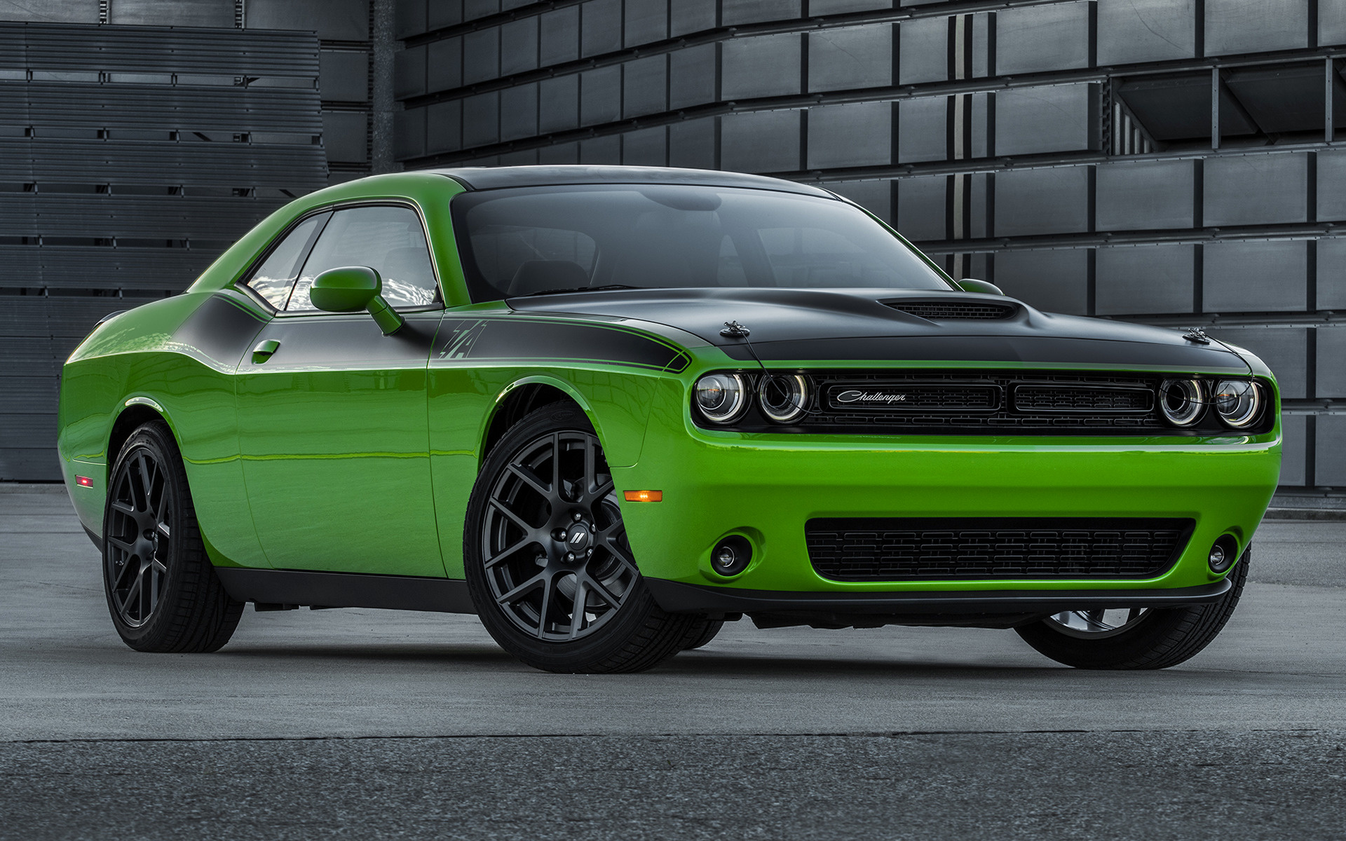 Dodge Challenger T A 2017 Wallpapers And Hd Images Car