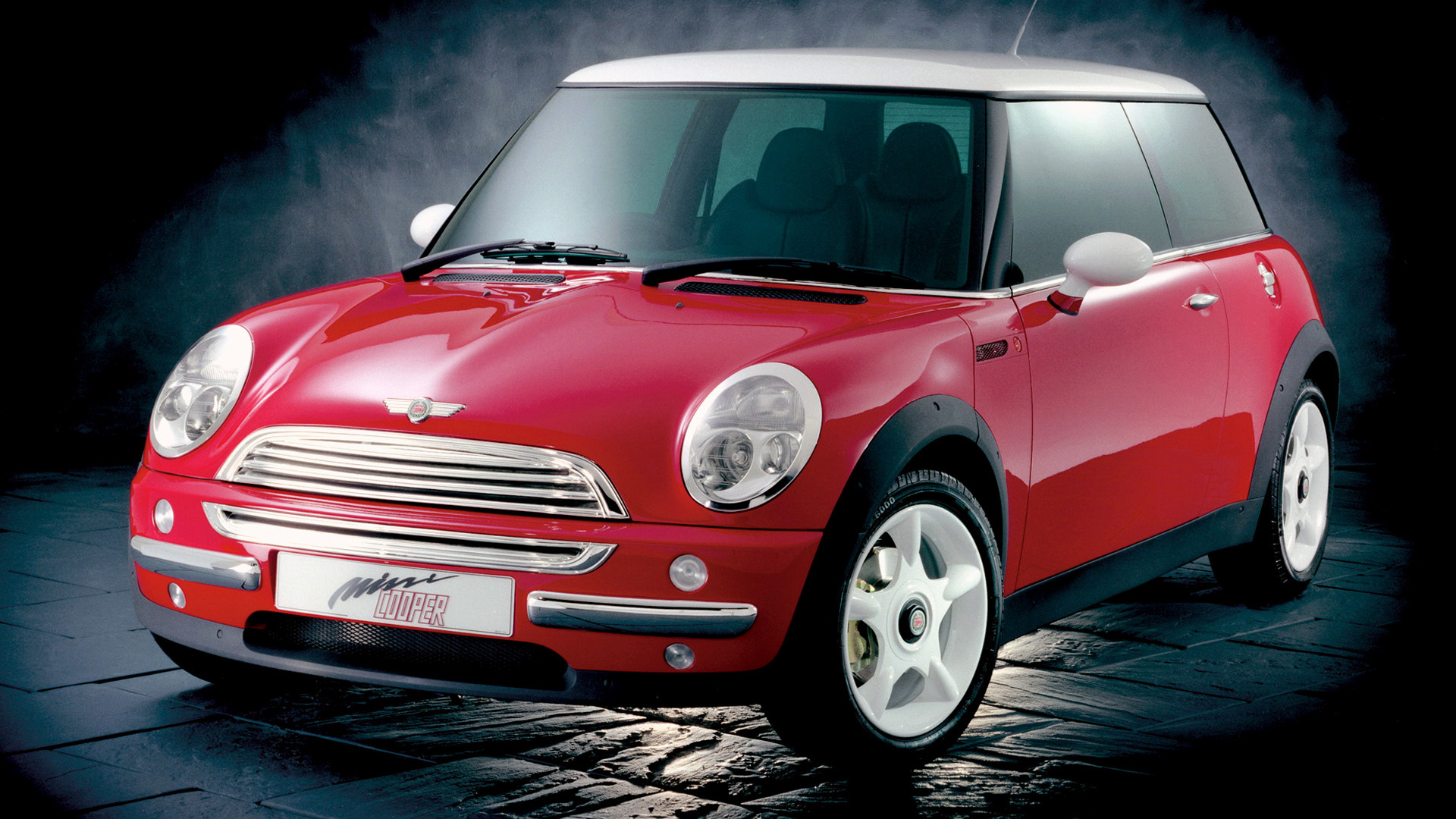 mini cooper concept 2000 wallpapers and hd images car pixel. Black Bedroom Furniture Sets. Home Design Ideas