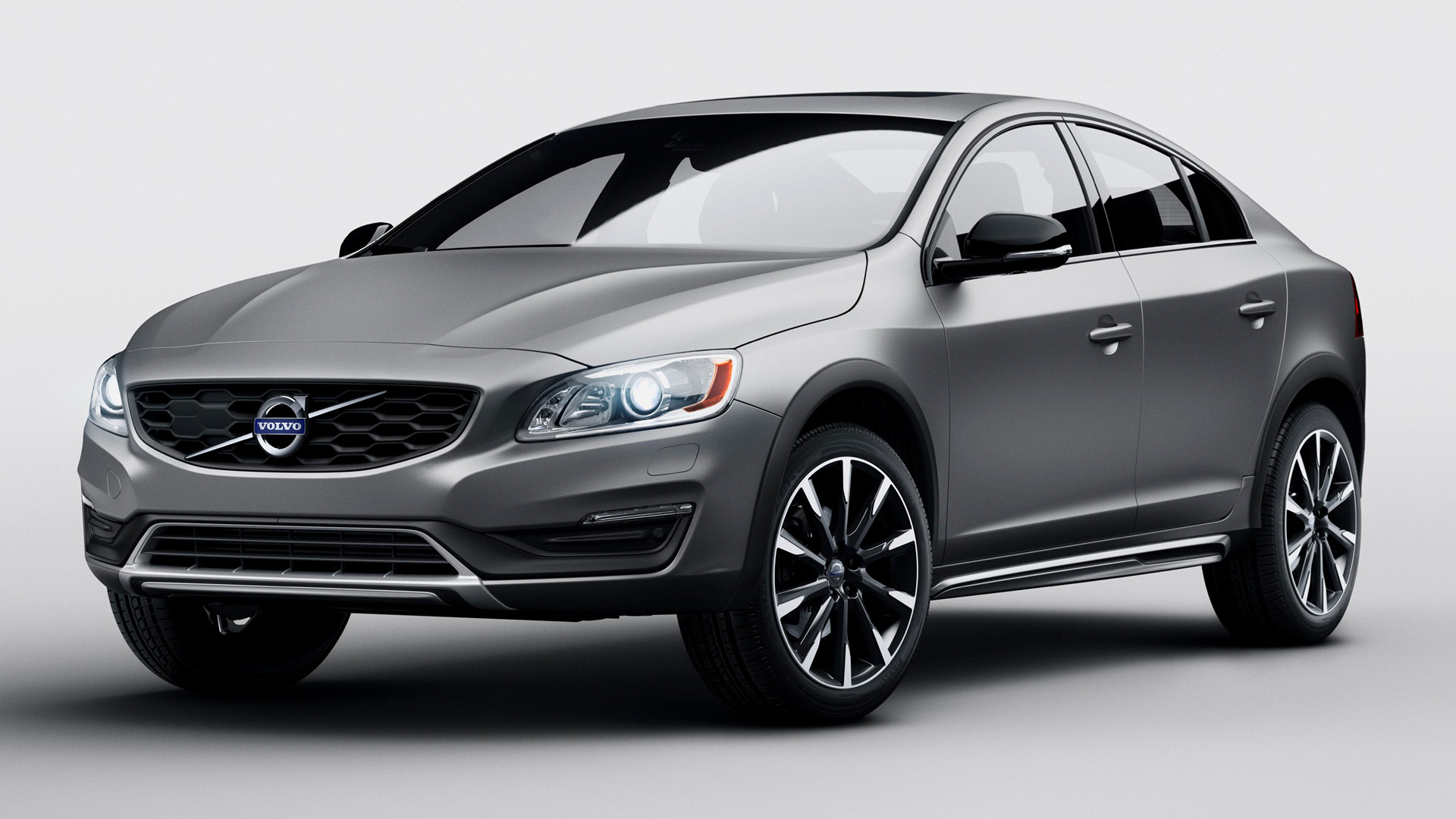 Volvo S60 Cross Country 2016 US Wallpapers And HD Images