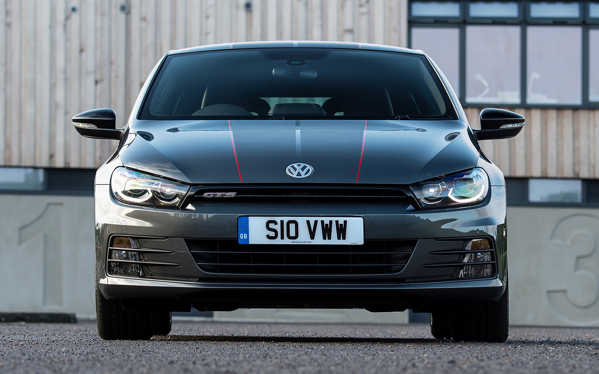 Volkswagen Scirocco GTS (2016) UK Wallpapers and HD Images ...
