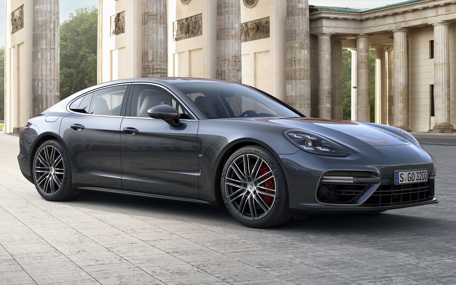 Porsche Panamera Turbo 2016 Wallpapers And Hd Images