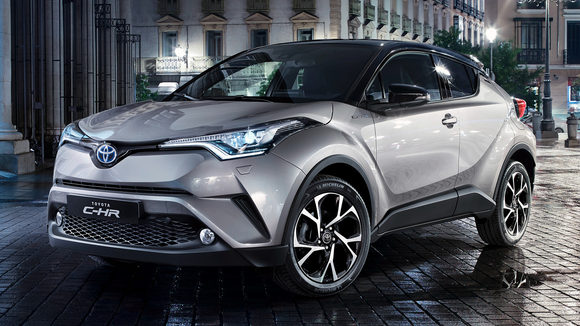 2016 Toyota C-HR Hybrid - Wallpapers and HD Images | Car Pixel