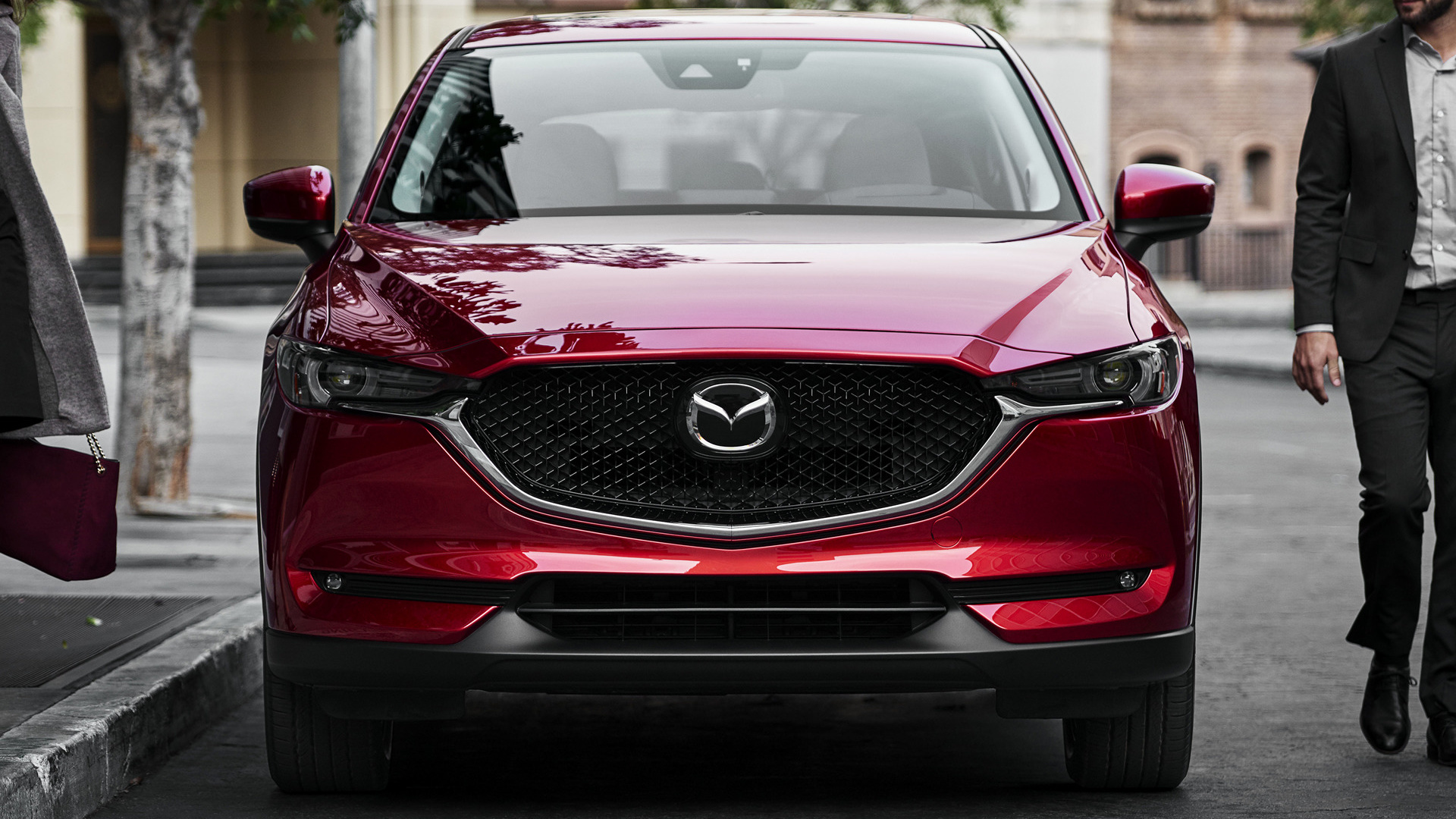 Mazda Cx 5 2017 Us Wallpapers And Hd Images Car Pixel