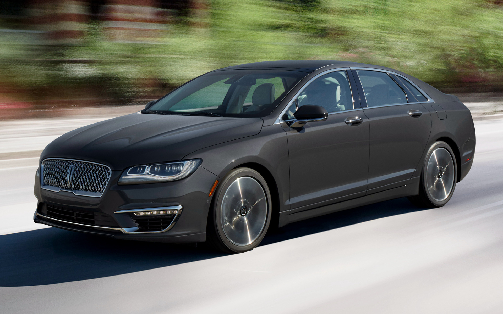 2017 Lincoln Mkz Wallpapers And Hd Images Car Pixel