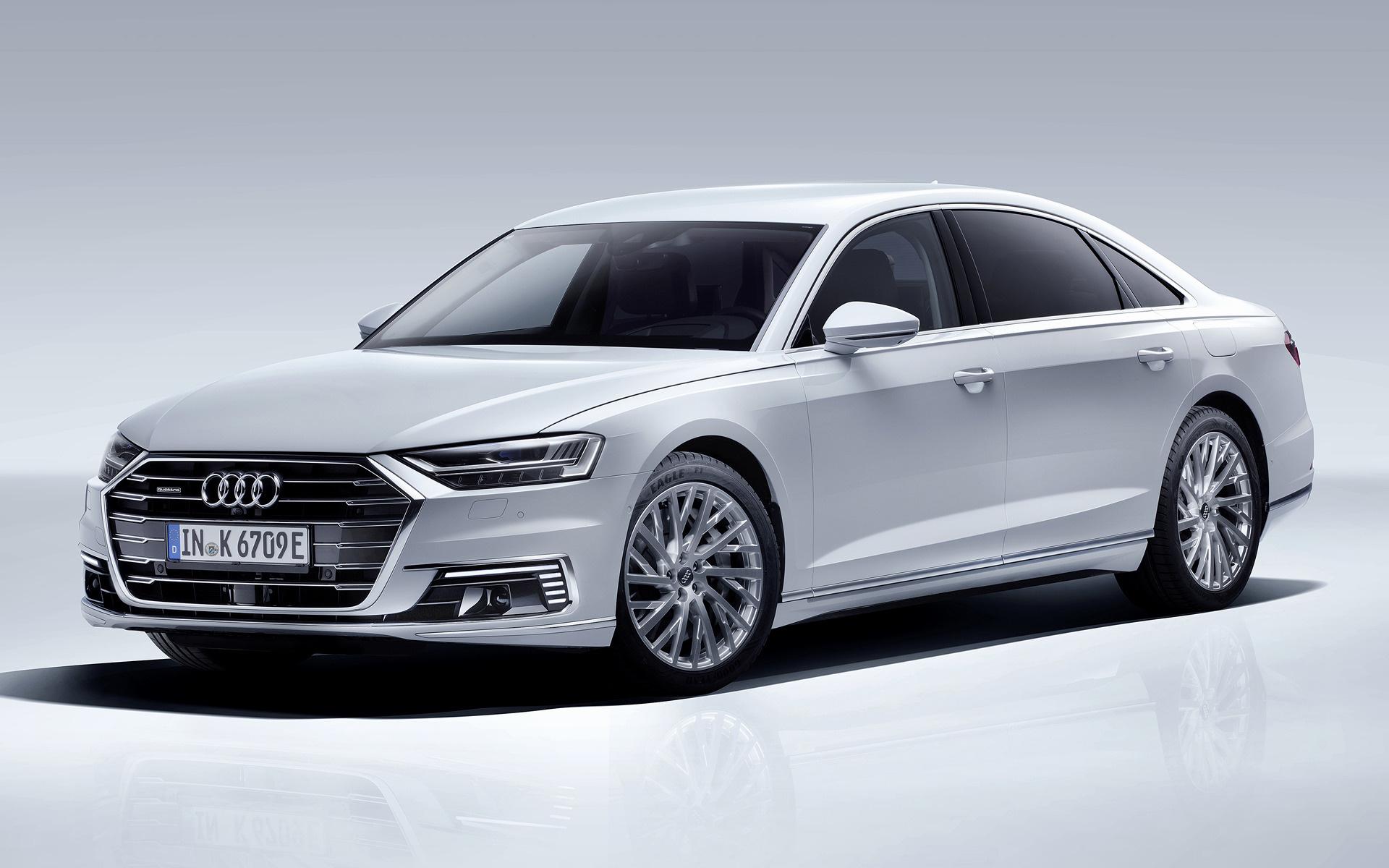 2019 Audi A8 L Plug-In Hybrid