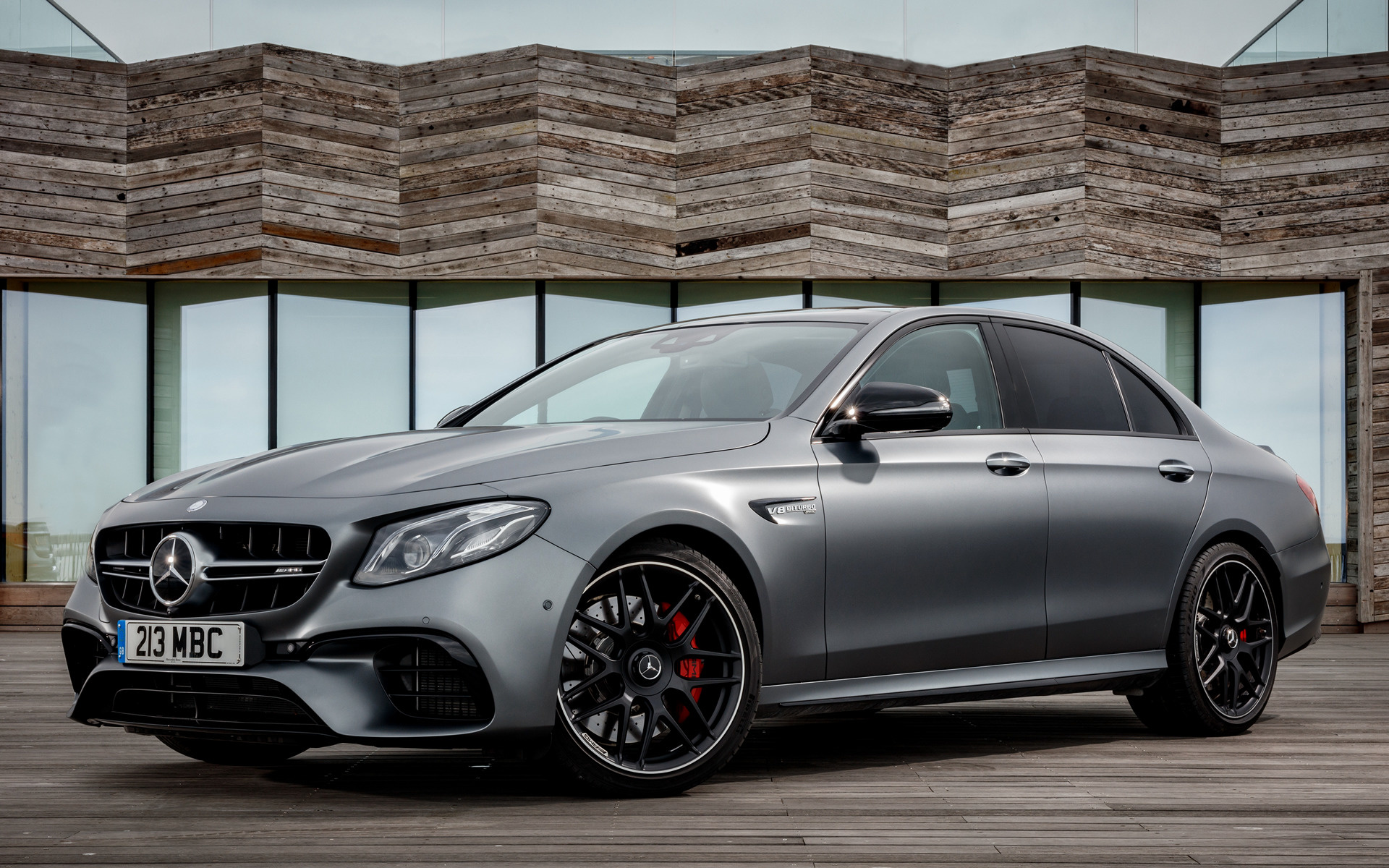 Mercedes Coupe For Sale >> 2017 Mercedes-AMG E 63 S (UK) - Wallpapers and HD Images