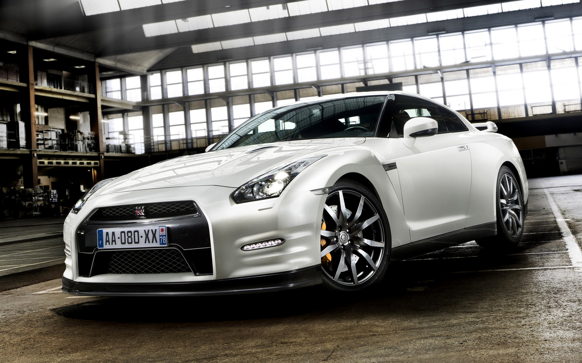2010 Nissan GT-R Black Edition - Wallpapers and HD Images ...