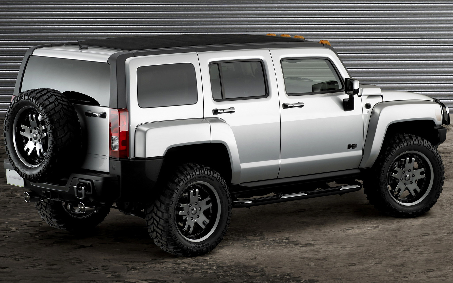 Hummer h3 open top concept 2007 wallpapers and hd images car pixel wide 85 vanachro Images