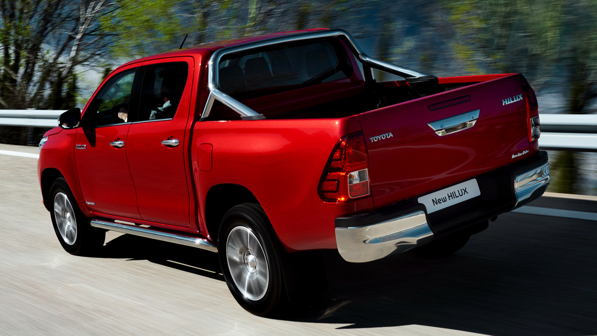 2015 Toyota Hilux Invincible Double Cab Wallpapers And